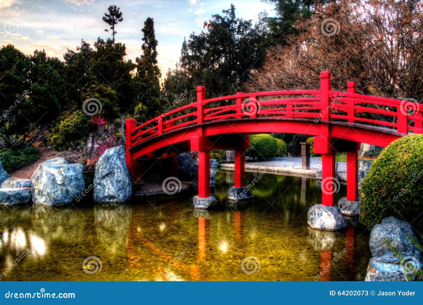 Bridge stock photo image 64202073 for Japanese style bridge