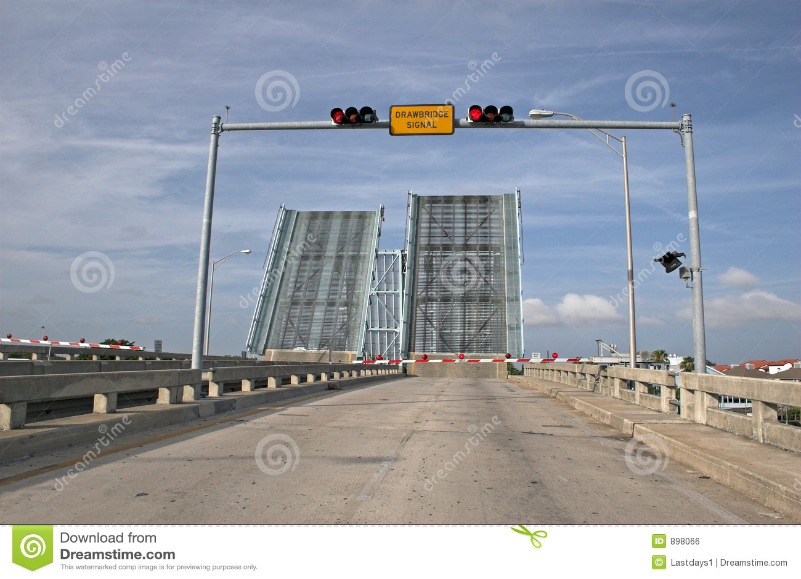 Bridge upp draw