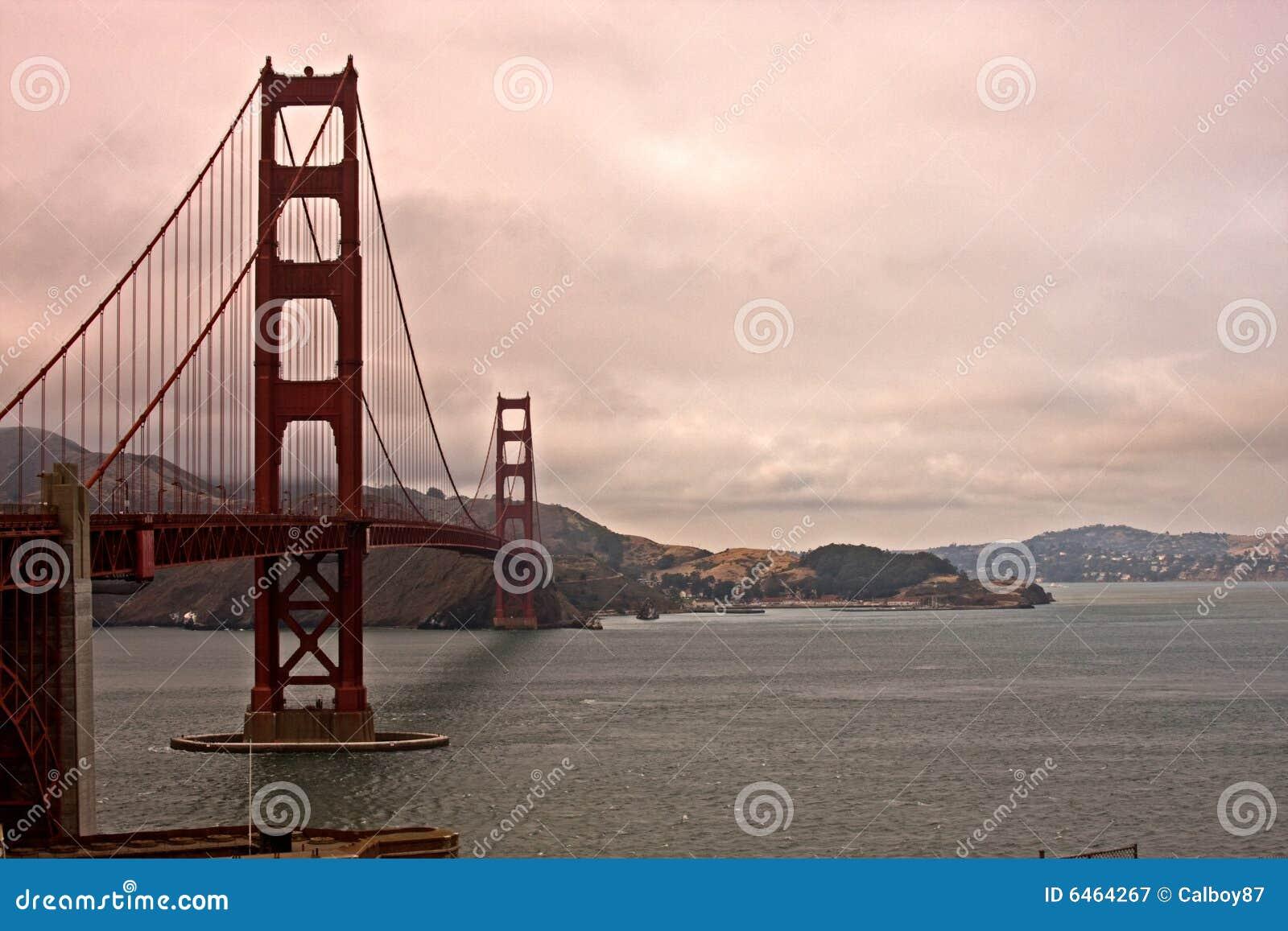 Bridge złota brama