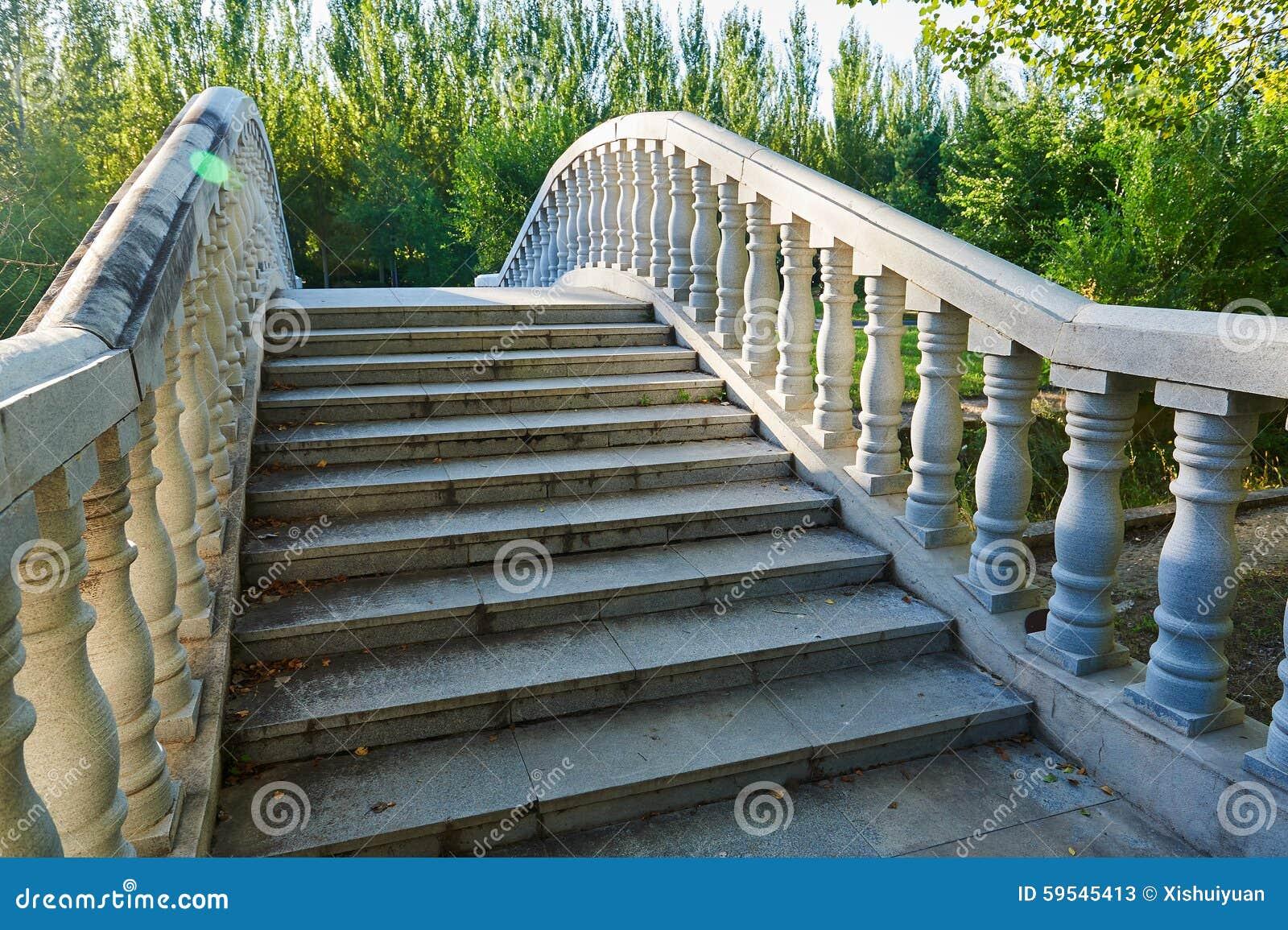 Bridgecraft - columnar staket
