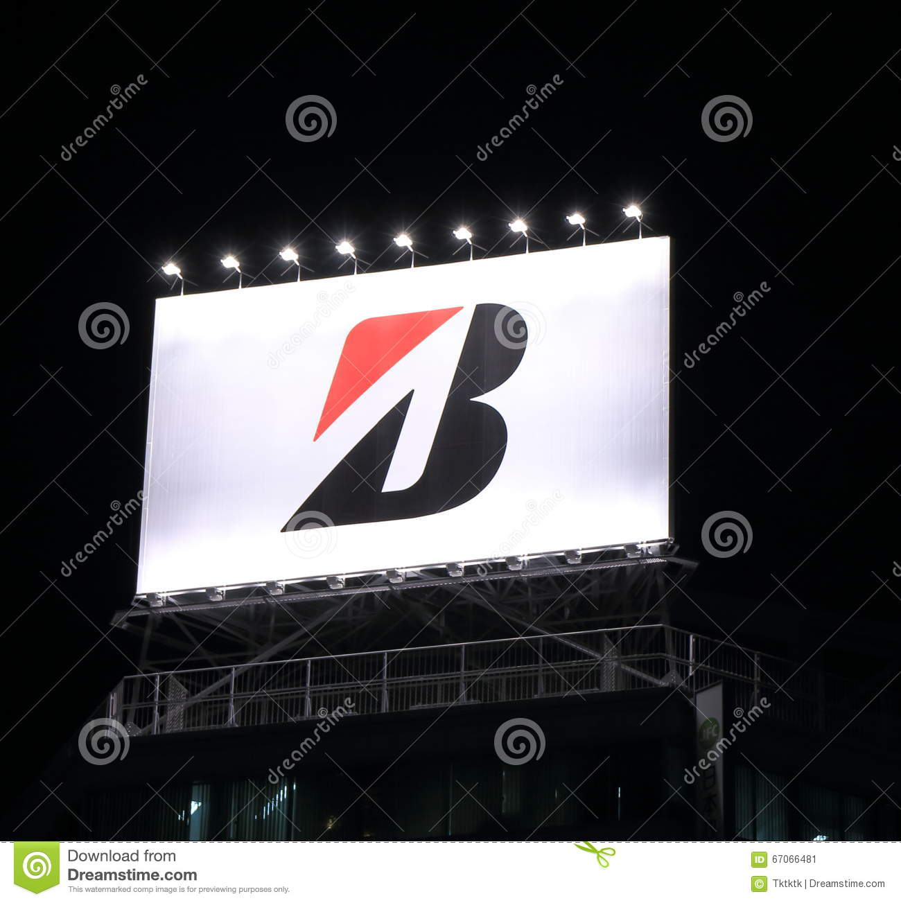 Japanese Automobile Manufacturer >> Bridgestone logo editorial photo. Image of truck, famous - 67066481