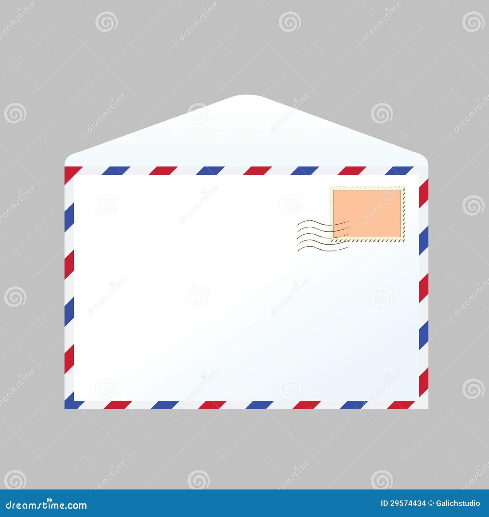 Brief en zegel