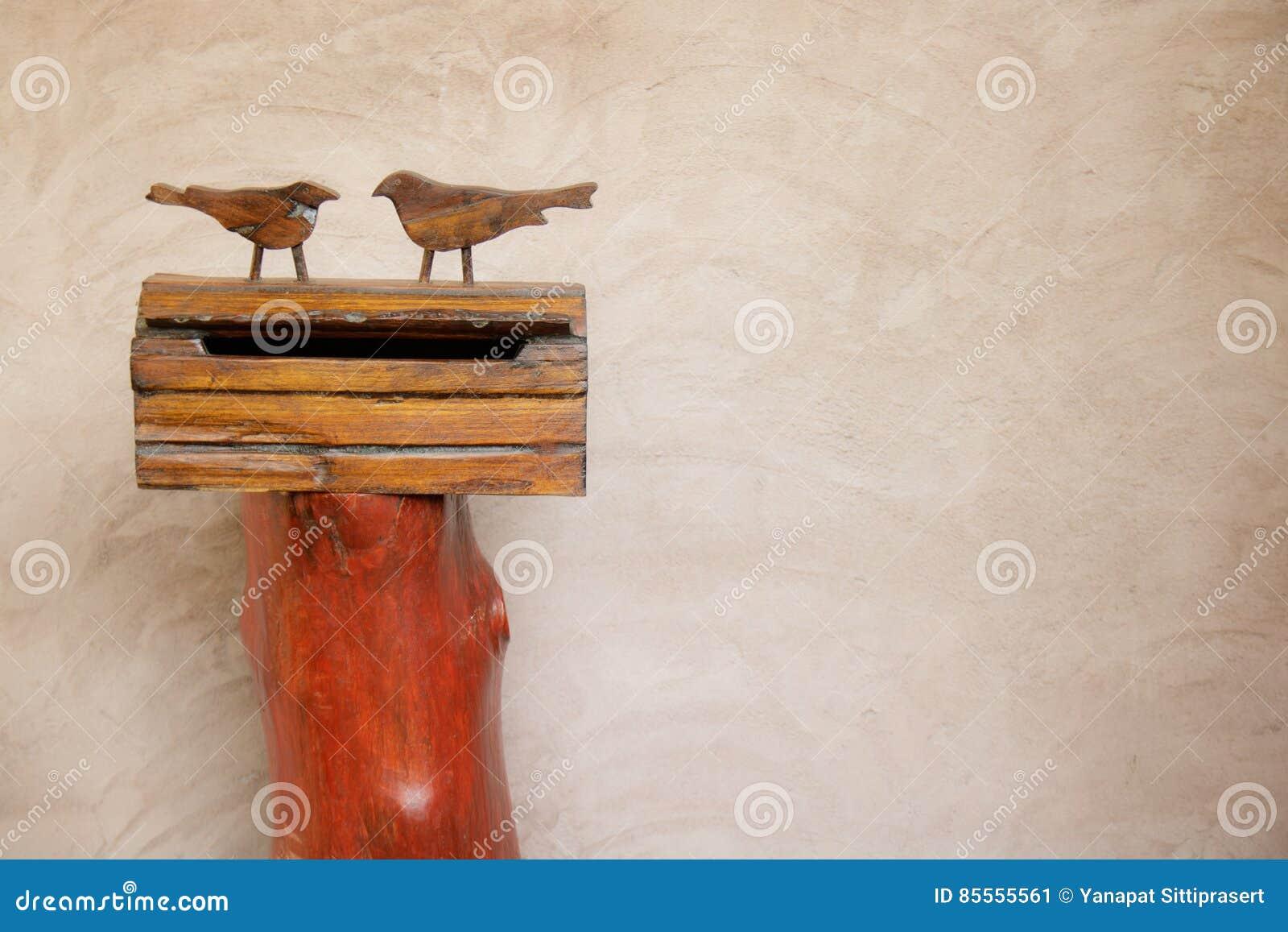 Briefkastenholz
