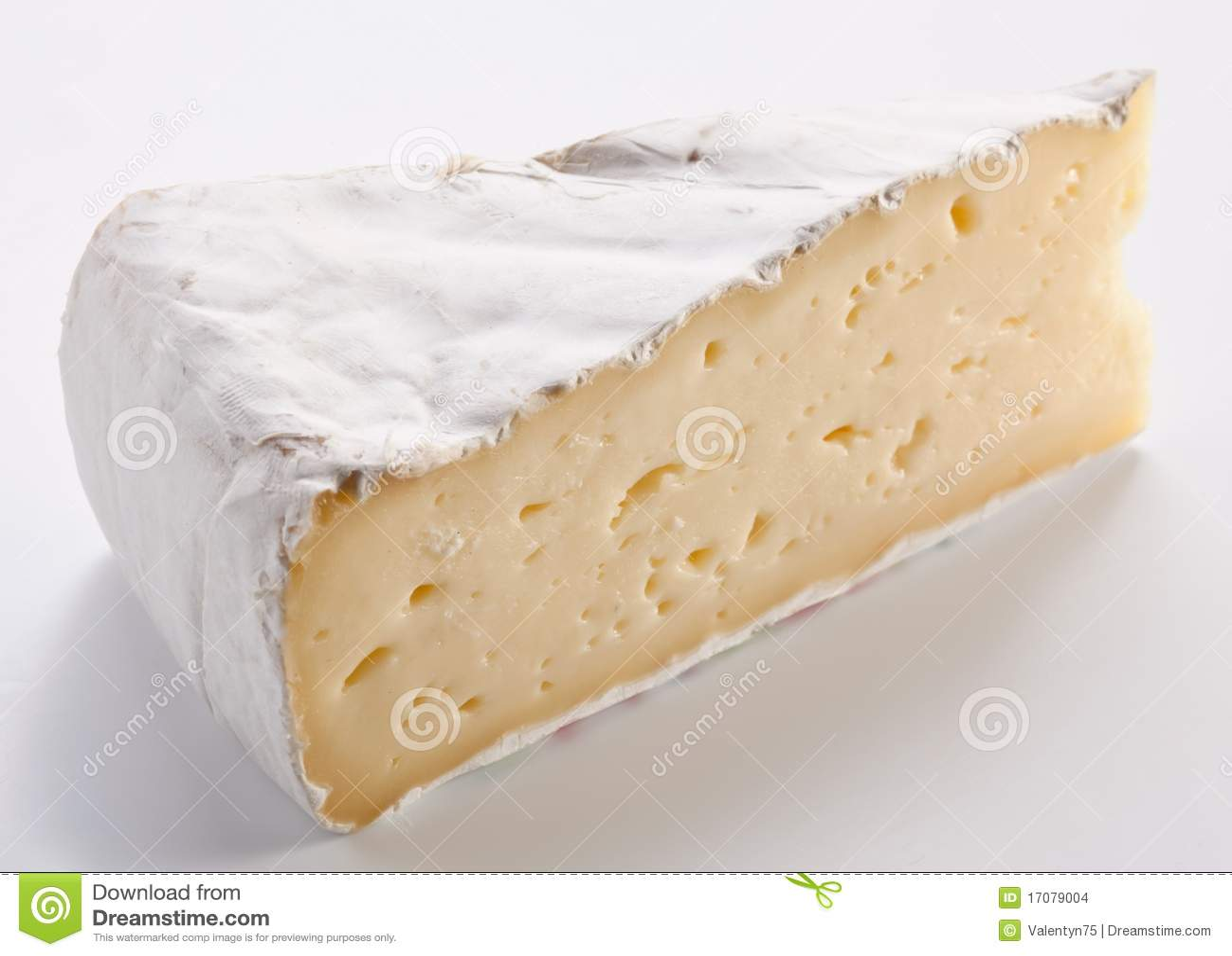 Briekäse der Käse.
