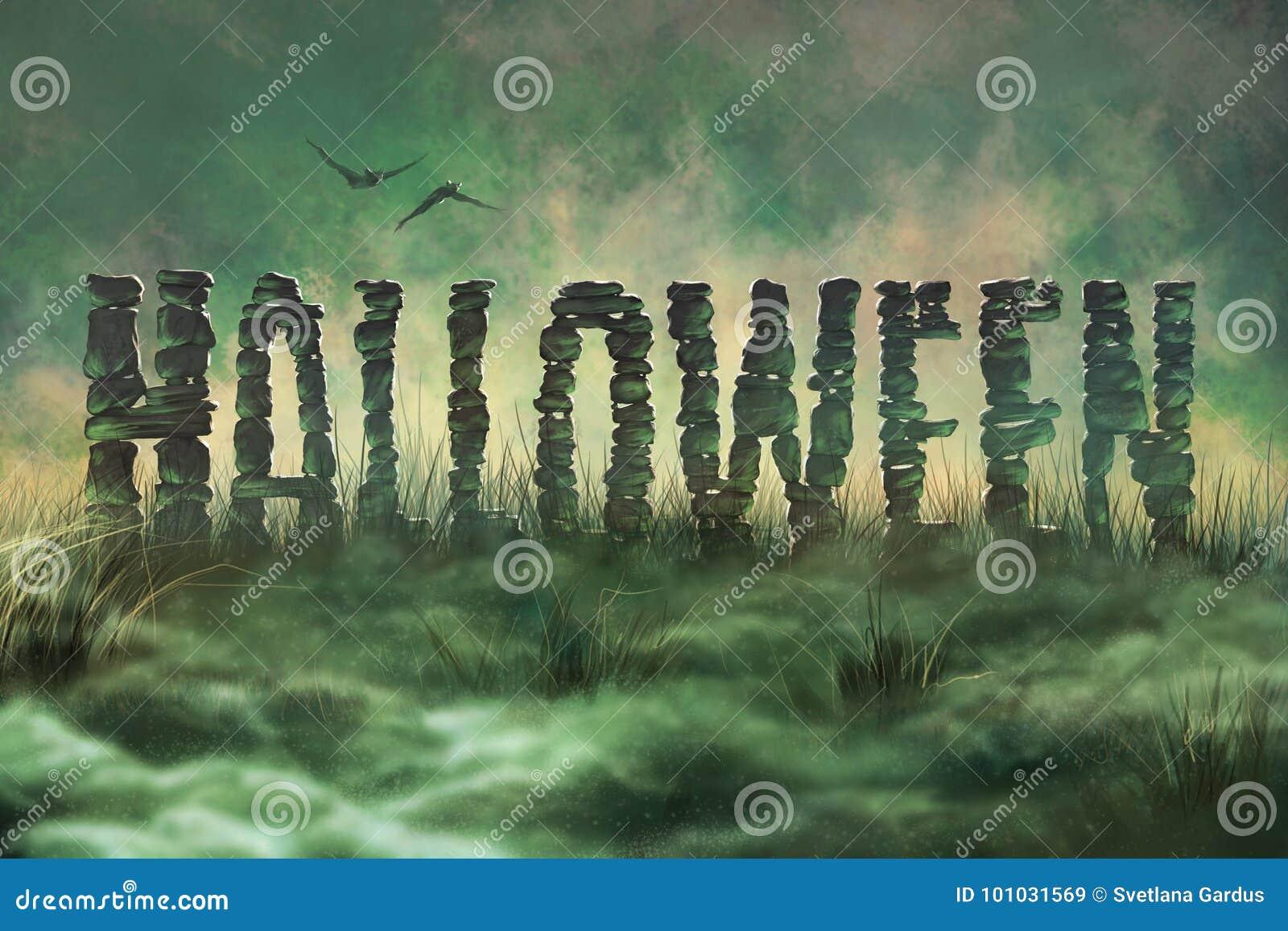 Brieven Halloween
