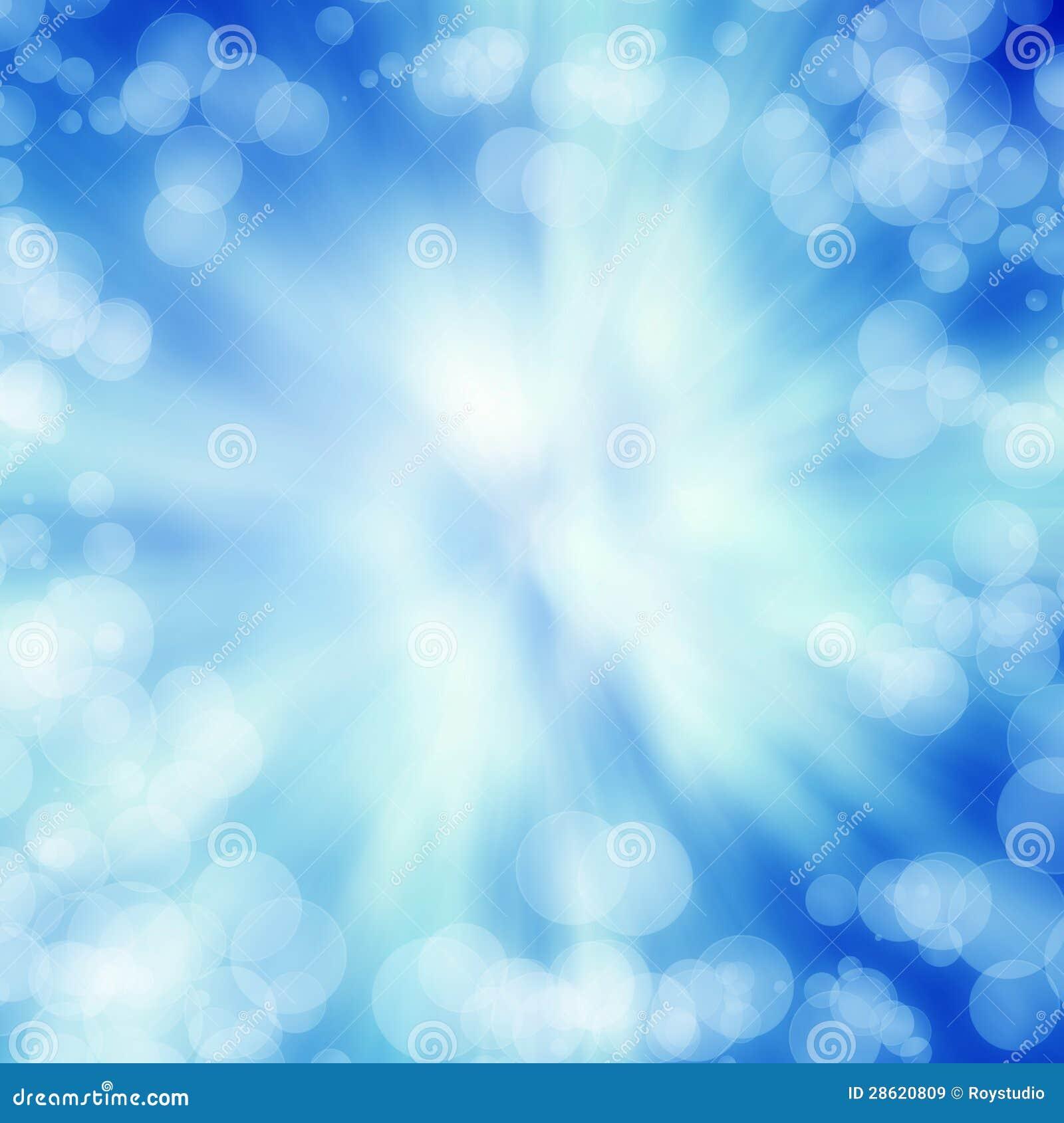 blue backgrond