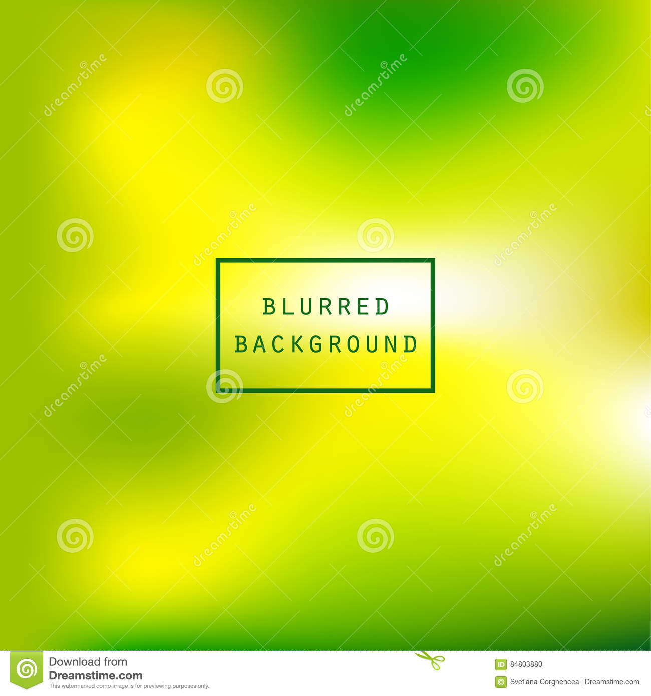 Bright Colorful Modern Smooth Juicy Green Yellow Gradient Color ...