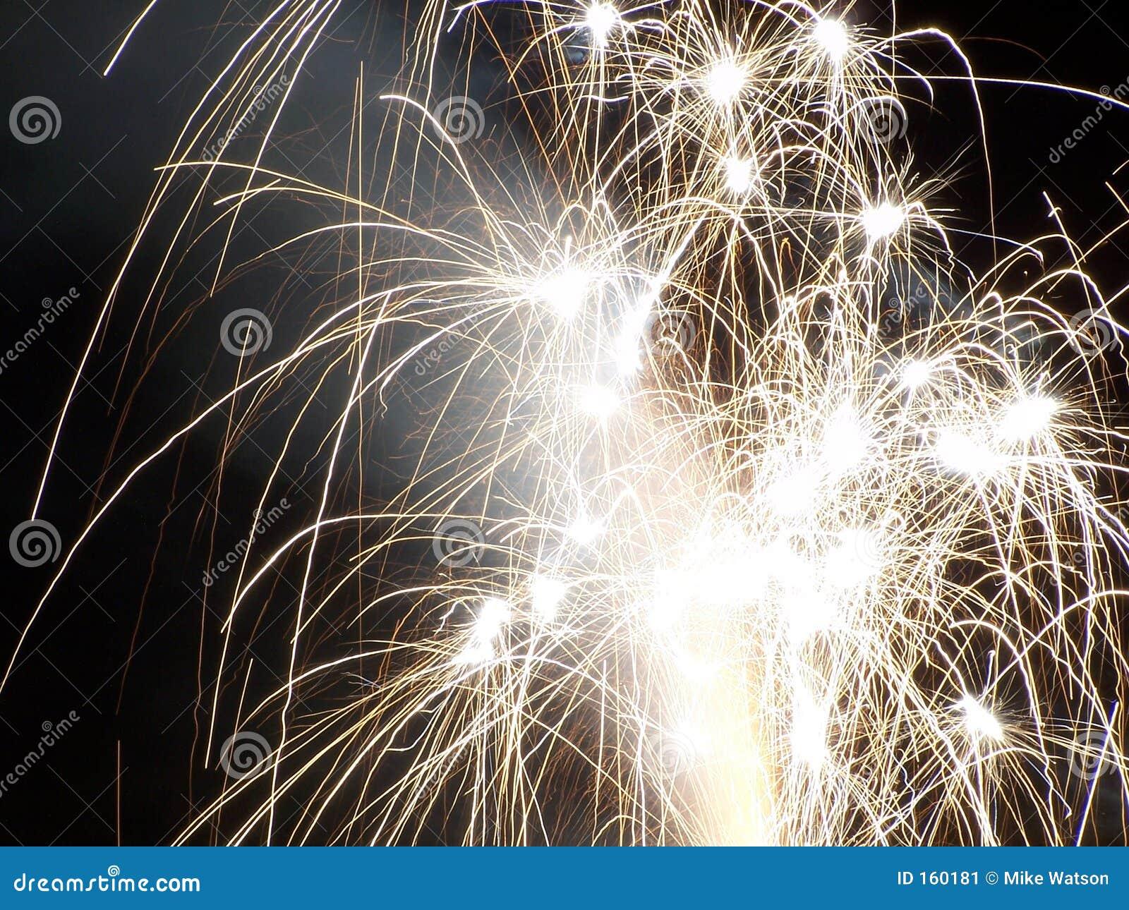 Bright Fireworks II