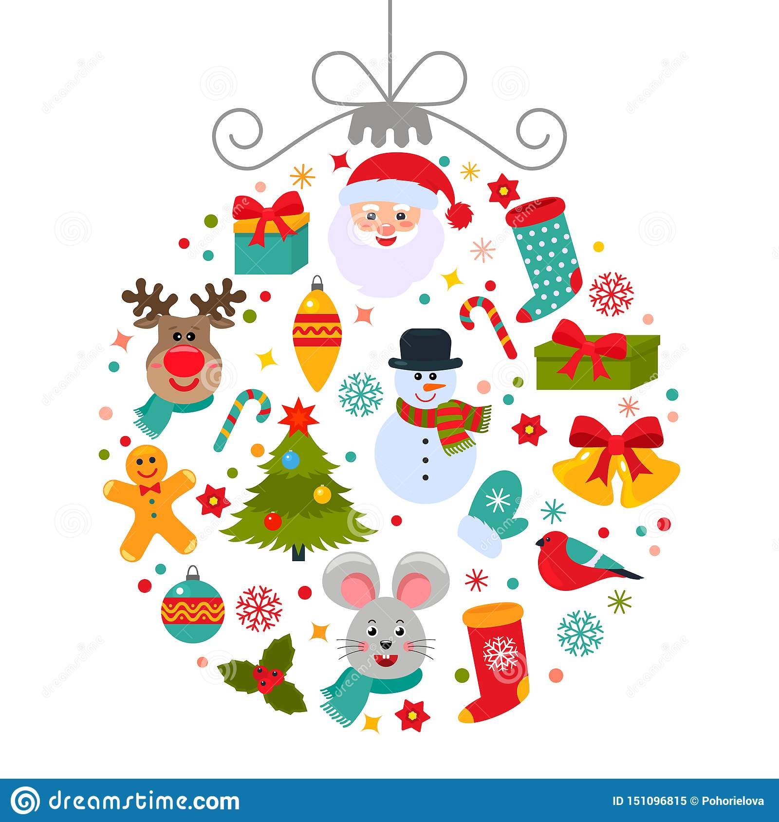 Happy New Year Clipart 2020 74