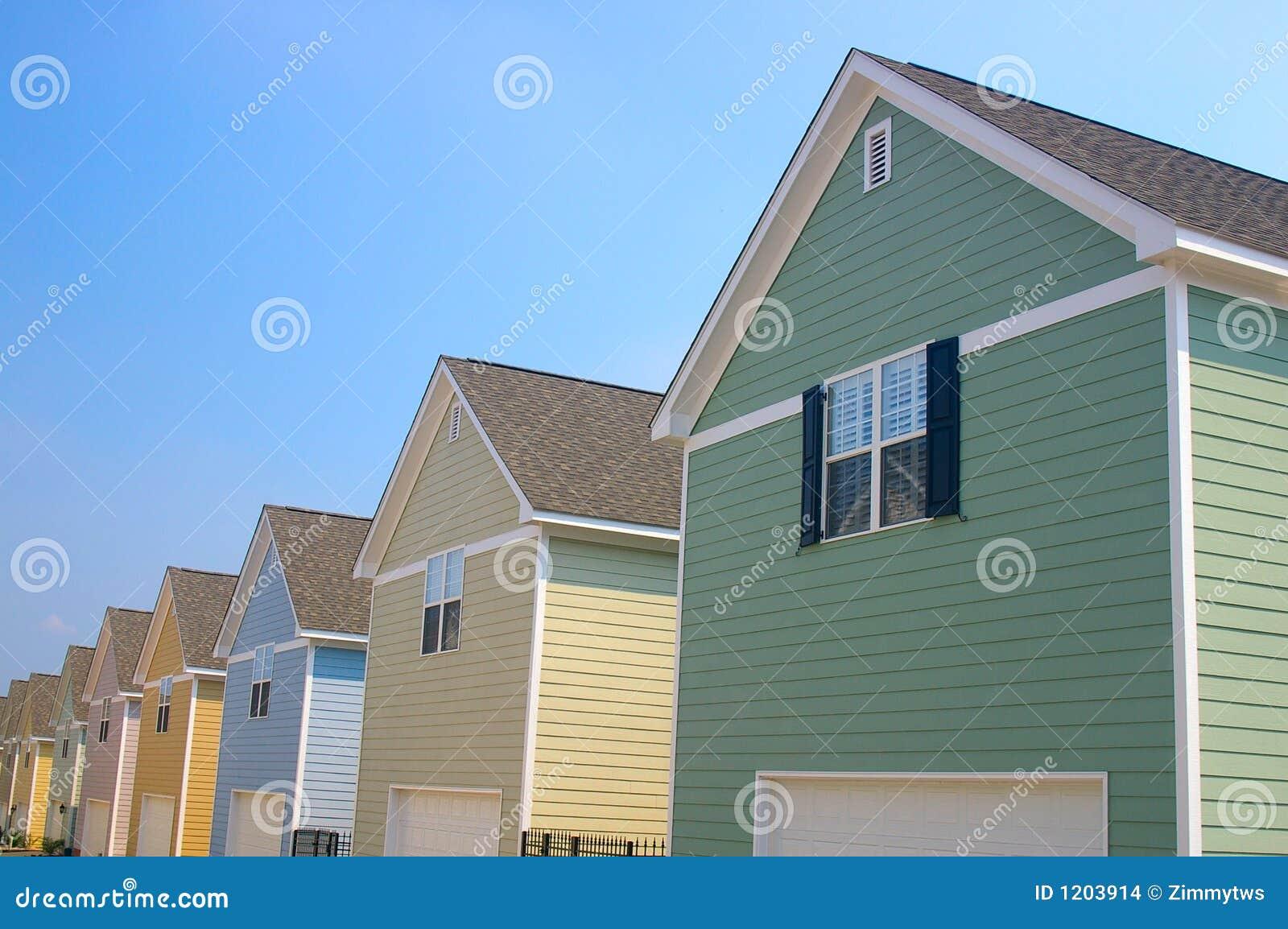 Bright houses