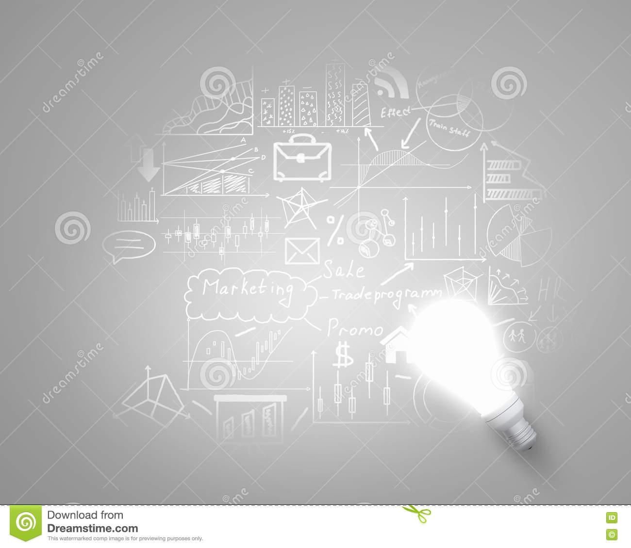 Bright ideas business plan