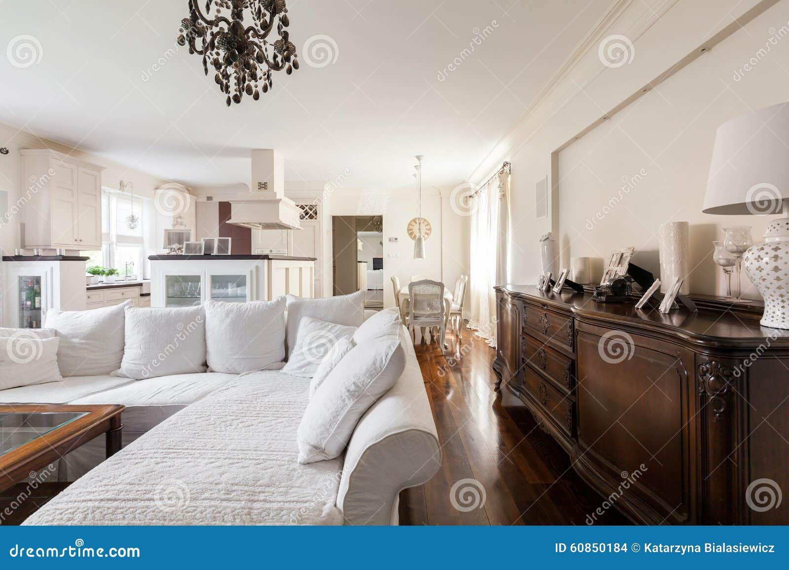 bright living room stock photo image 60850184