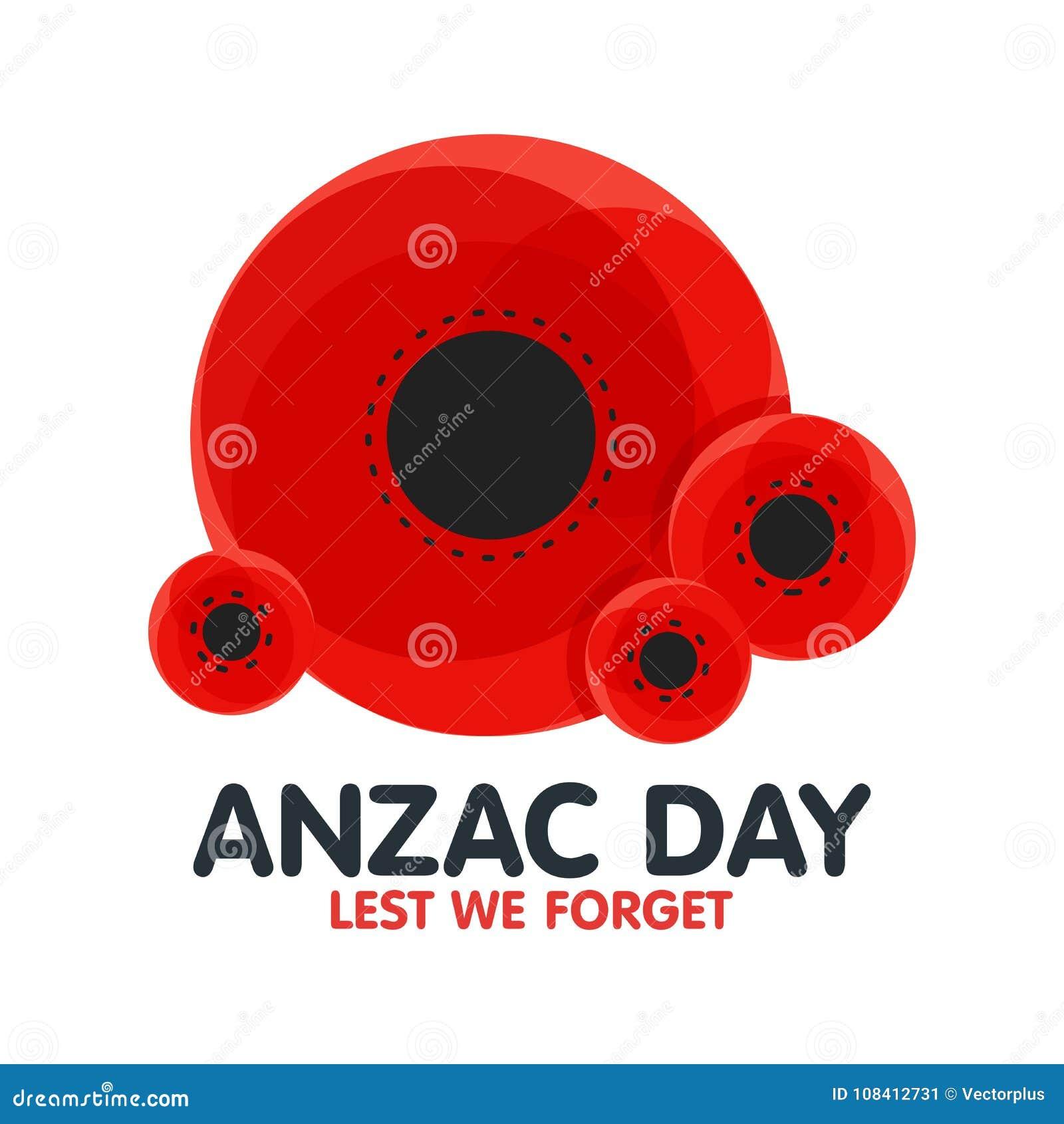 Bright poppy flower remembrance day symbol anzac day in australia download bright poppy flower remembrance day symbol anzac day in australia lest we forget mightylinksfo