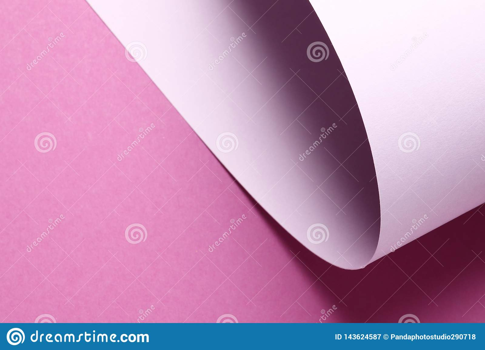 Bright purple abstract paper background