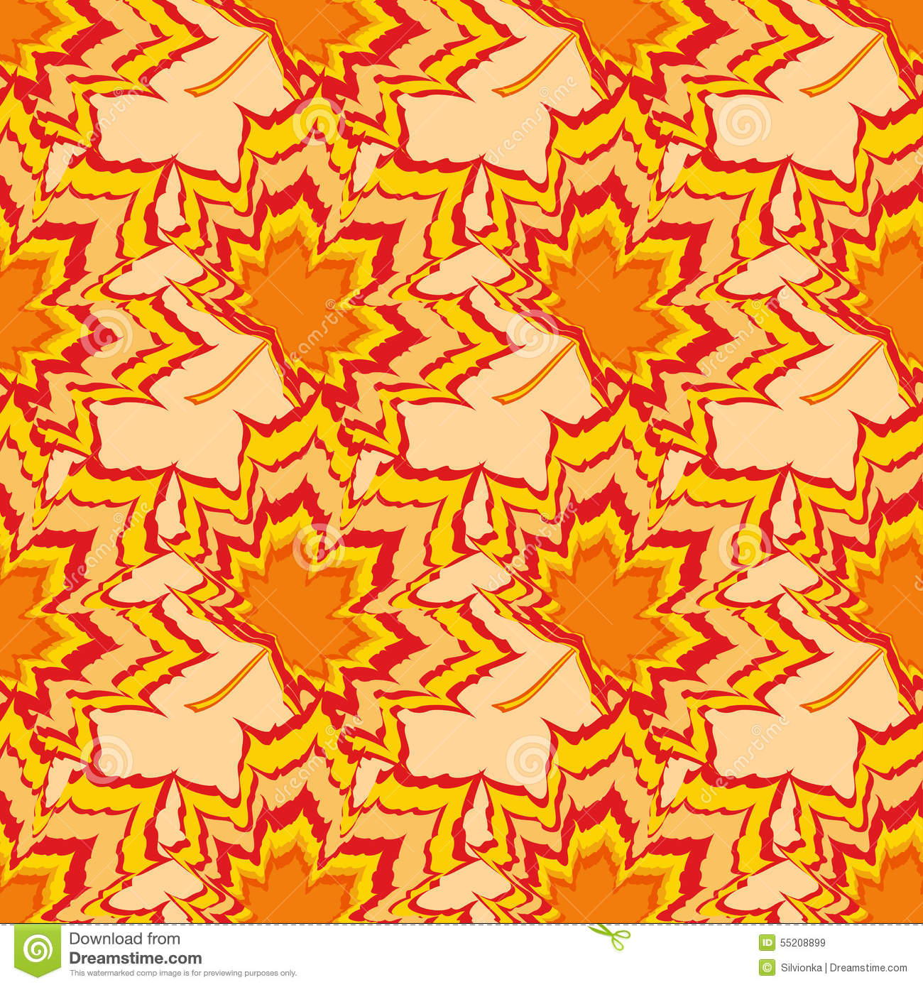 red leaves wallpaper pattern - photo #15
