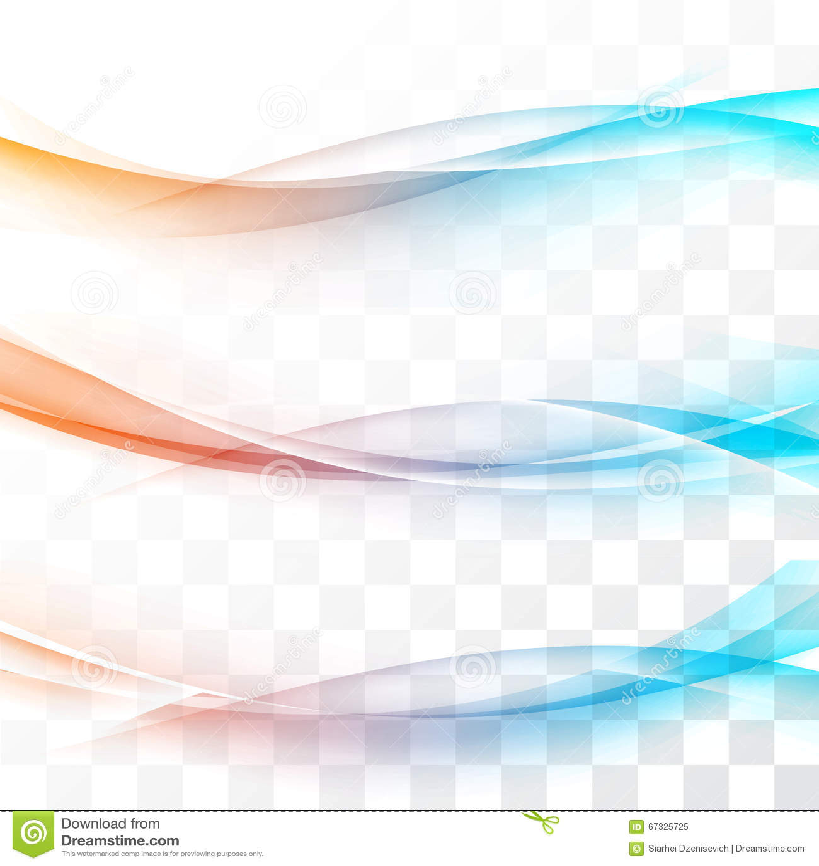 Vector Illustration Web Designs: Bright Speed Futuristic Fashion Border Lines Stock Vector