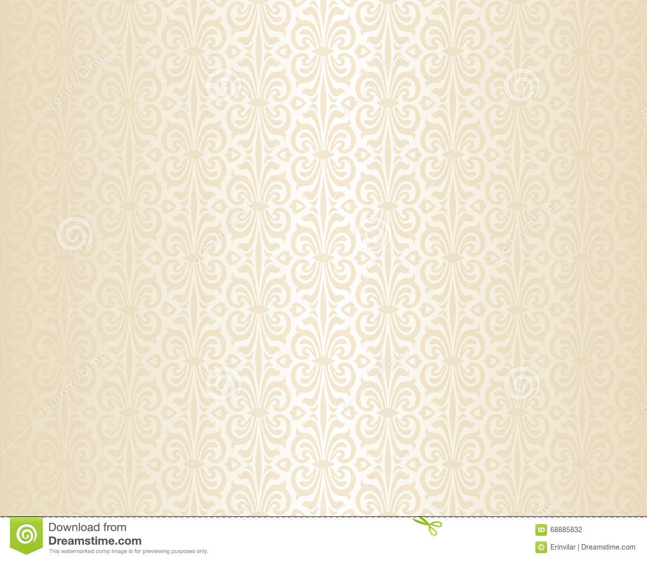 bright wedding beige luxury vintage wallpaper background stock vector illustration of color. Black Bedroom Furniture Sets. Home Design Ideas