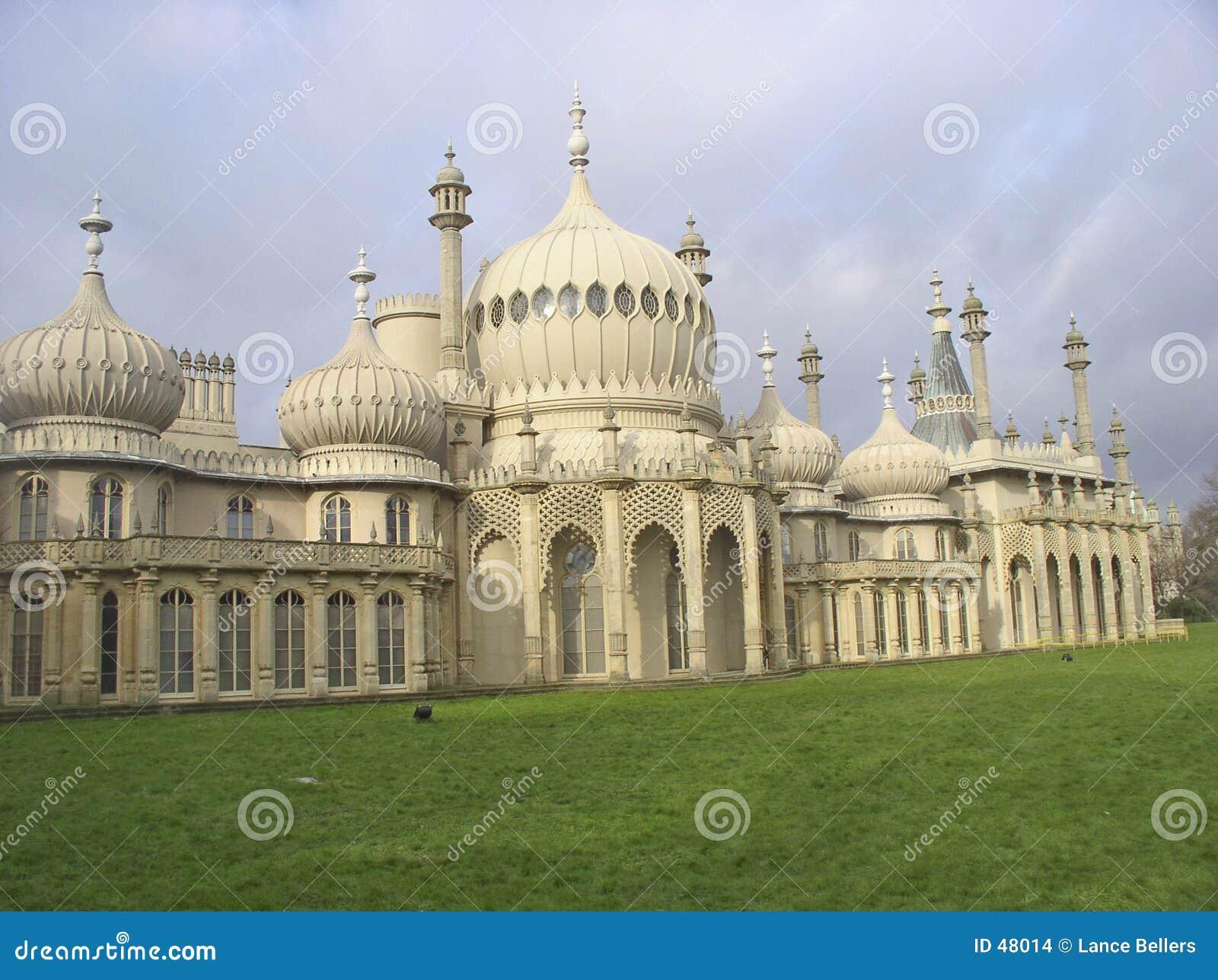 Brighton-königlicher Pavillion