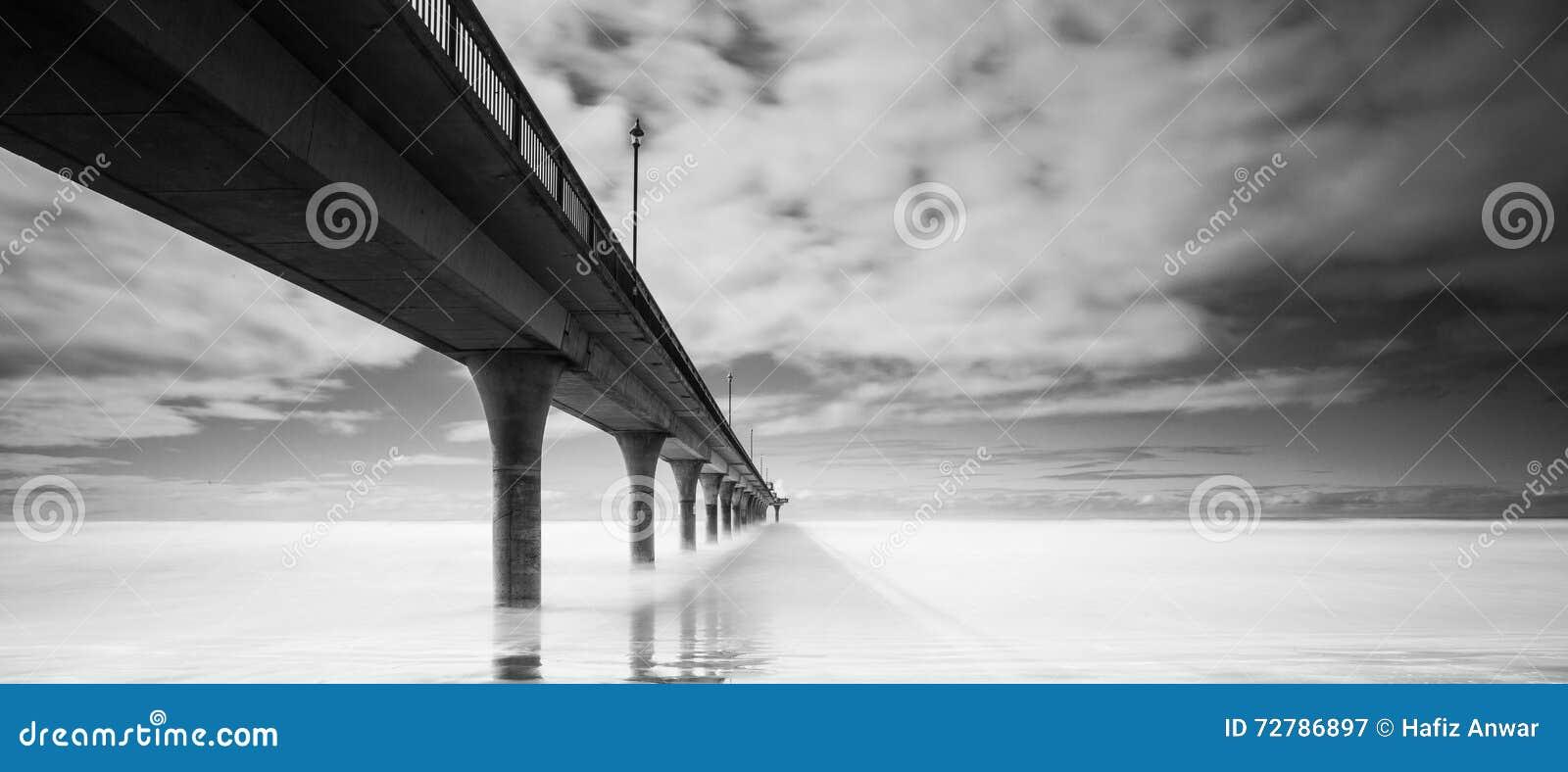 Brighton Pier Of Christchurch Nya Zeeland