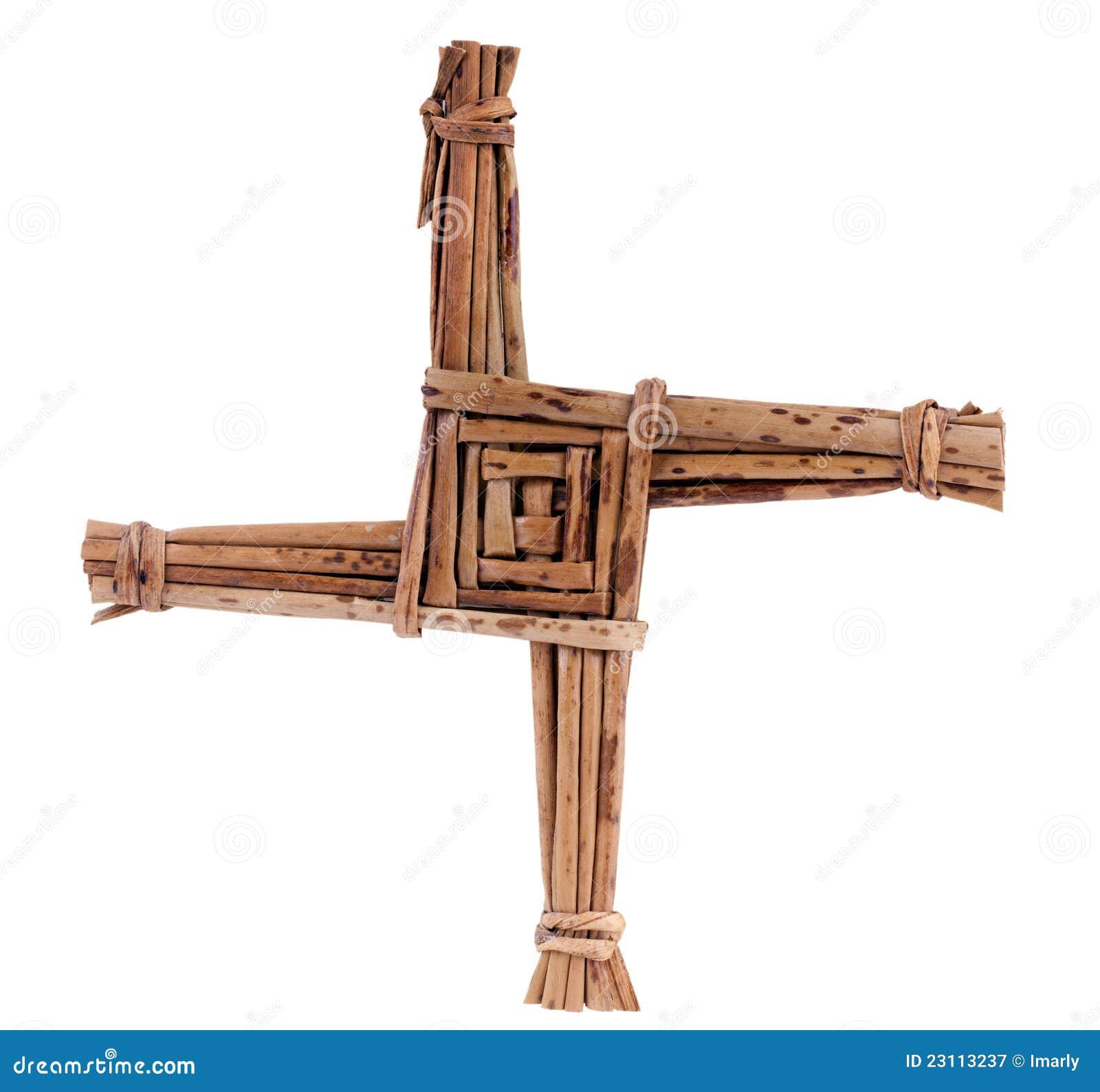 Brigid s świątobliwy krzyż
