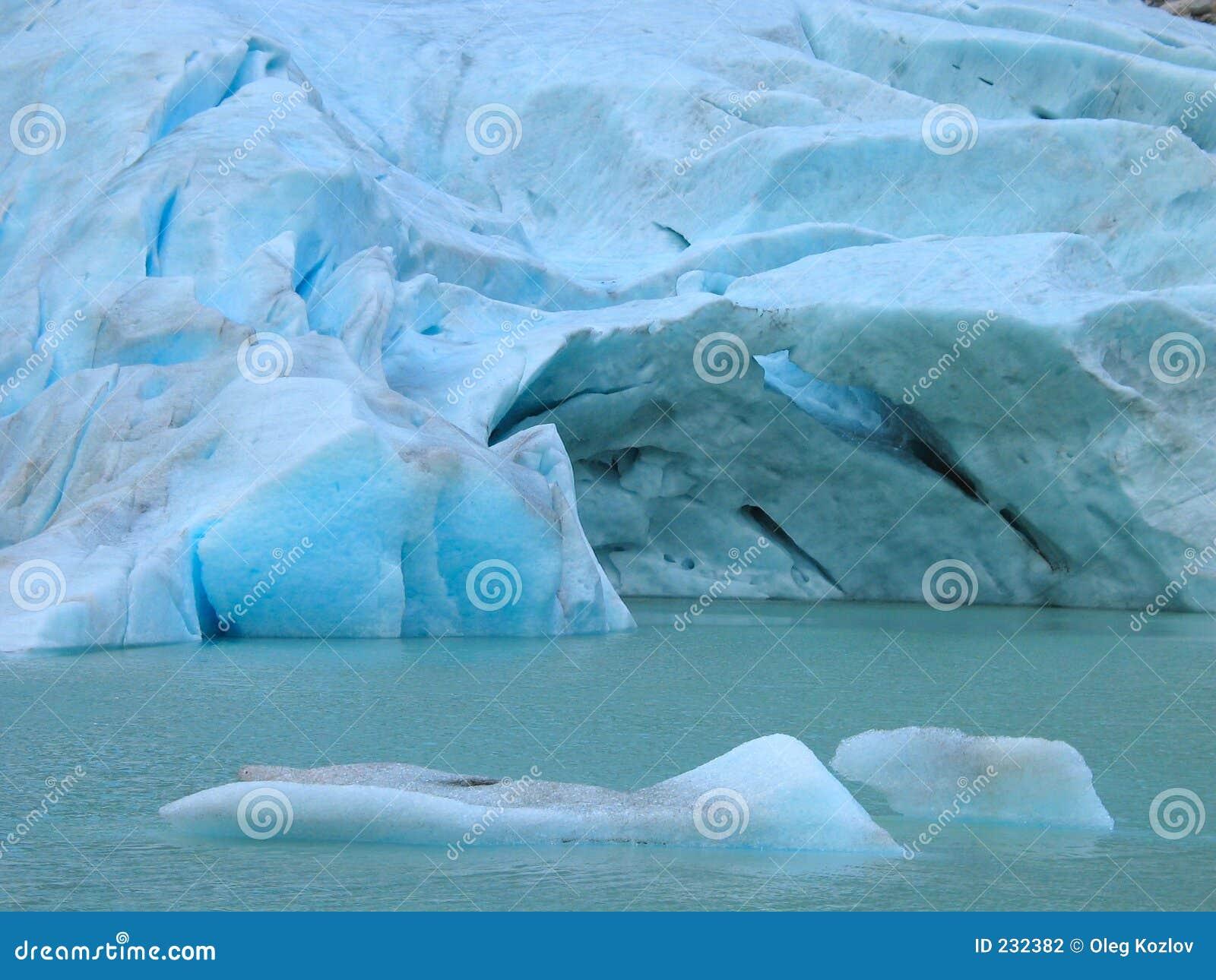 Briksdal glaciär