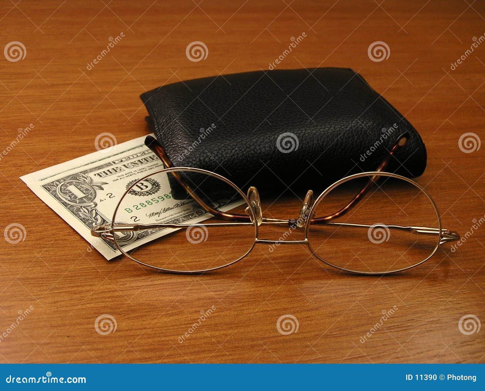 Bril en portefeuille