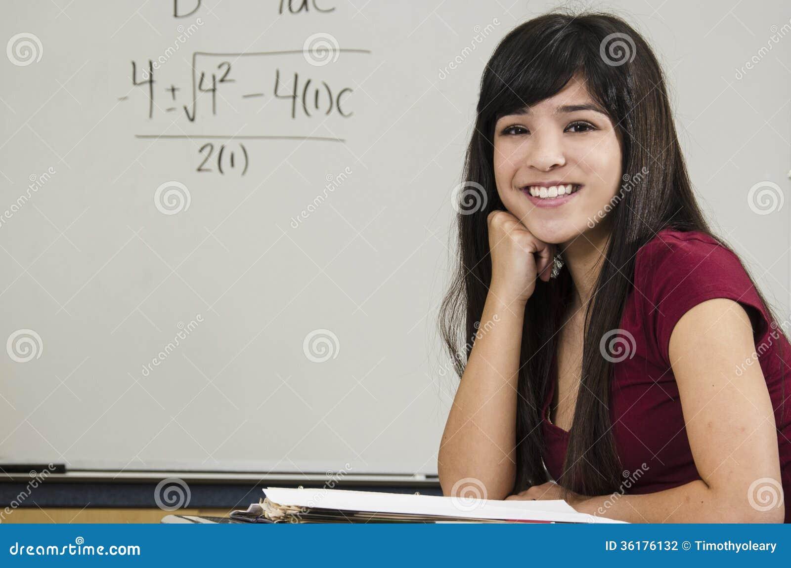 Brilliant Asian Math Student Stock Photo - Image of professional ...