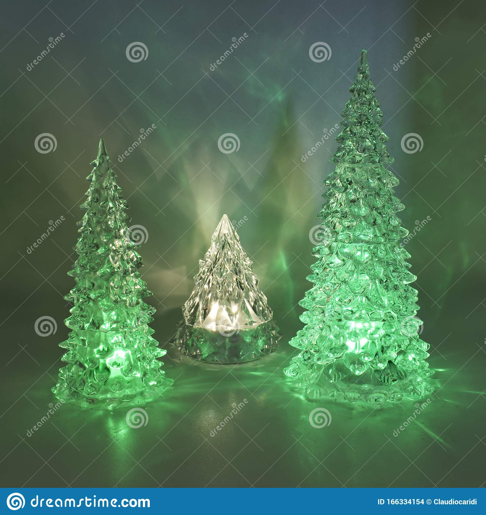 Brilliant And Colored Christmas Tree Lights Stock Photo Image Of Flashing Happy 166334154