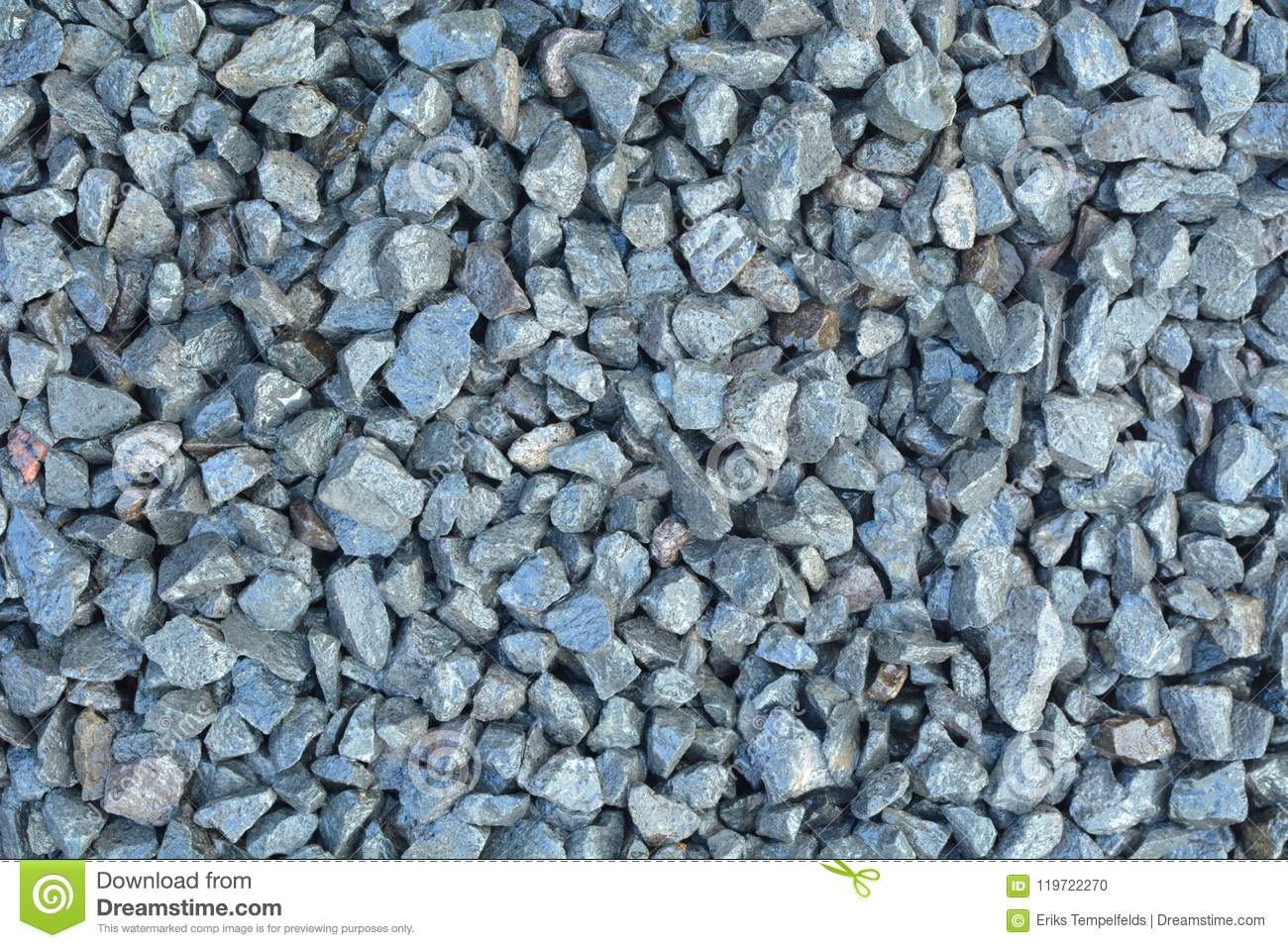 Download Pebbles And Small Stones For Garden Decoration Stock Photo   Image  Of Interior, Material