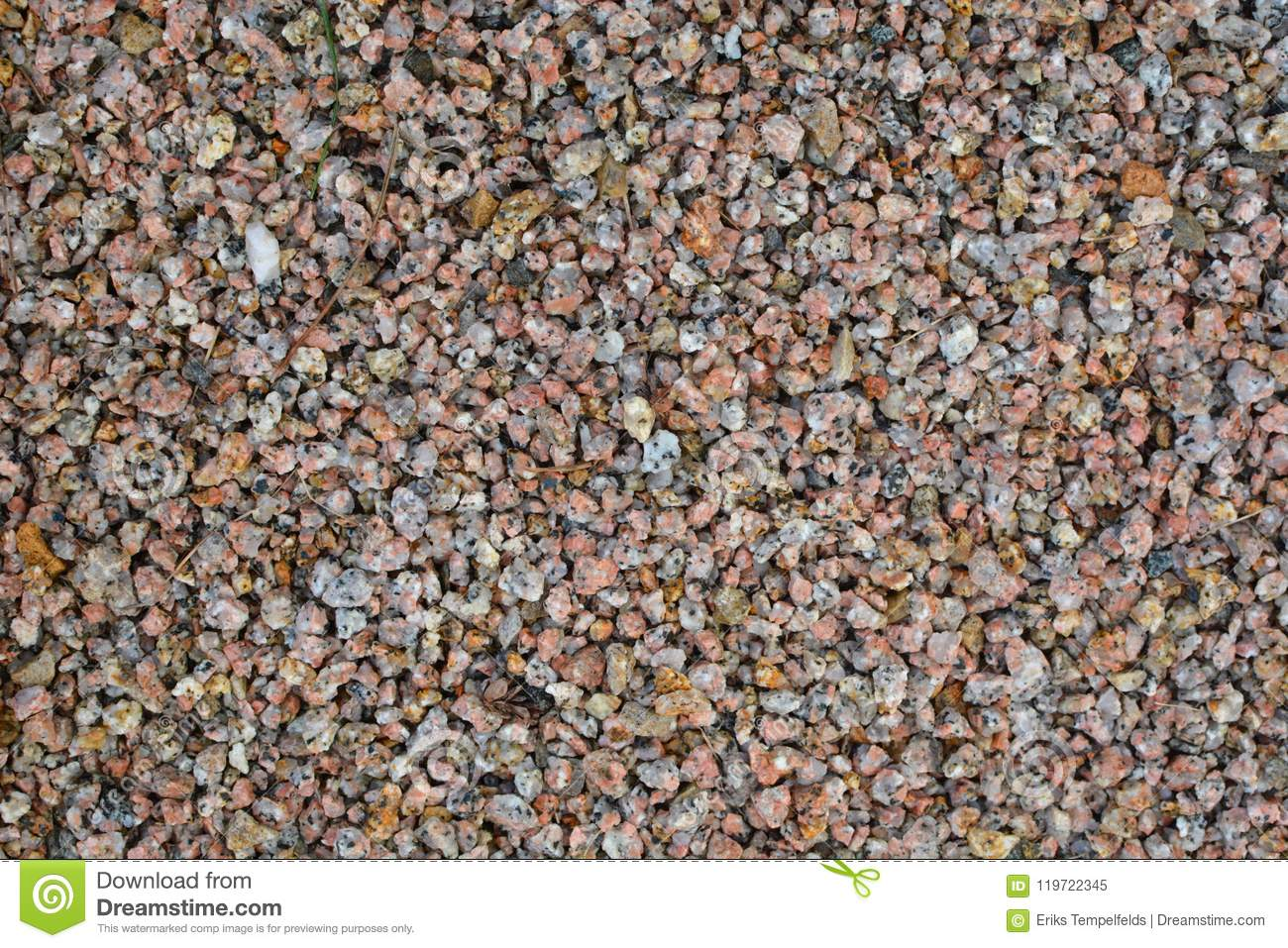 Download Pebbles And Small Stones For Garden Decoration Stock Image   Image  Of Decoration, Concept
