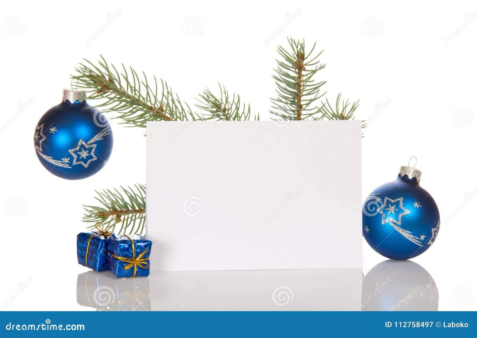 Brindille De Pin De Noël Deux Jouet Boules Petits Cadeaux