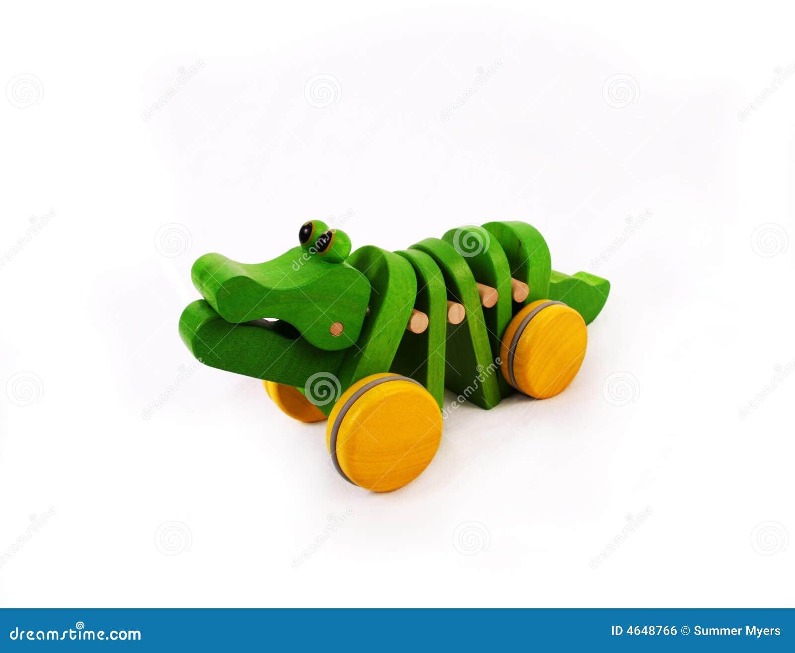 Brinquedo do crocodilo