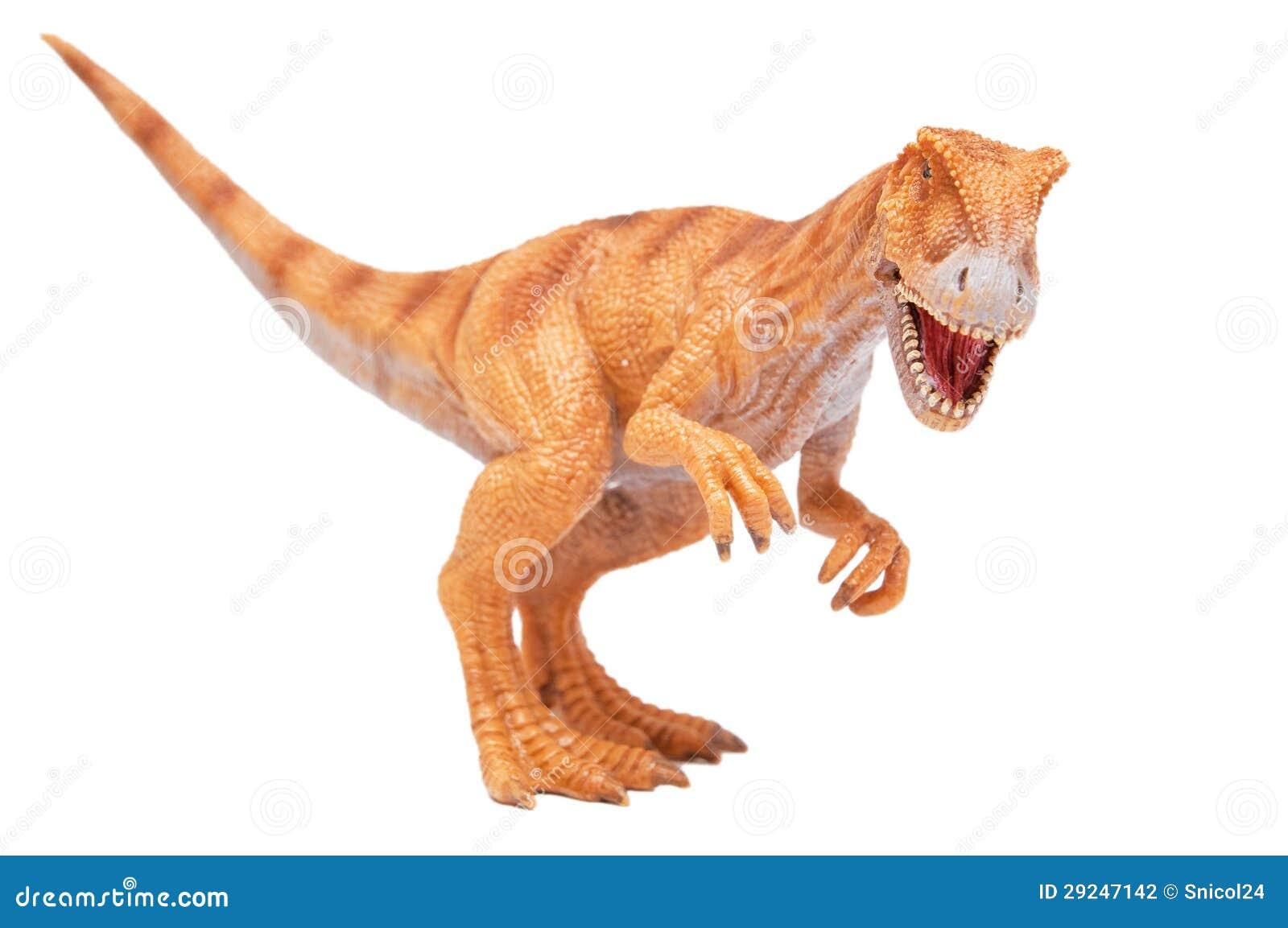 Brinquedo do dinossauro