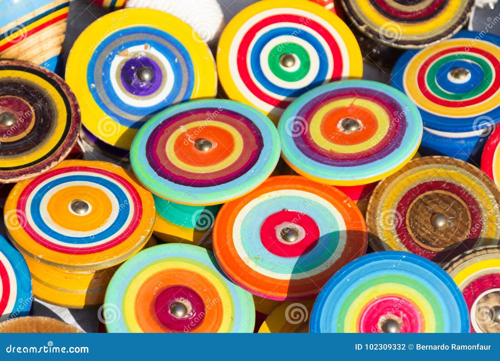 Brinquedos tradicionais mexicanos do yo do yo