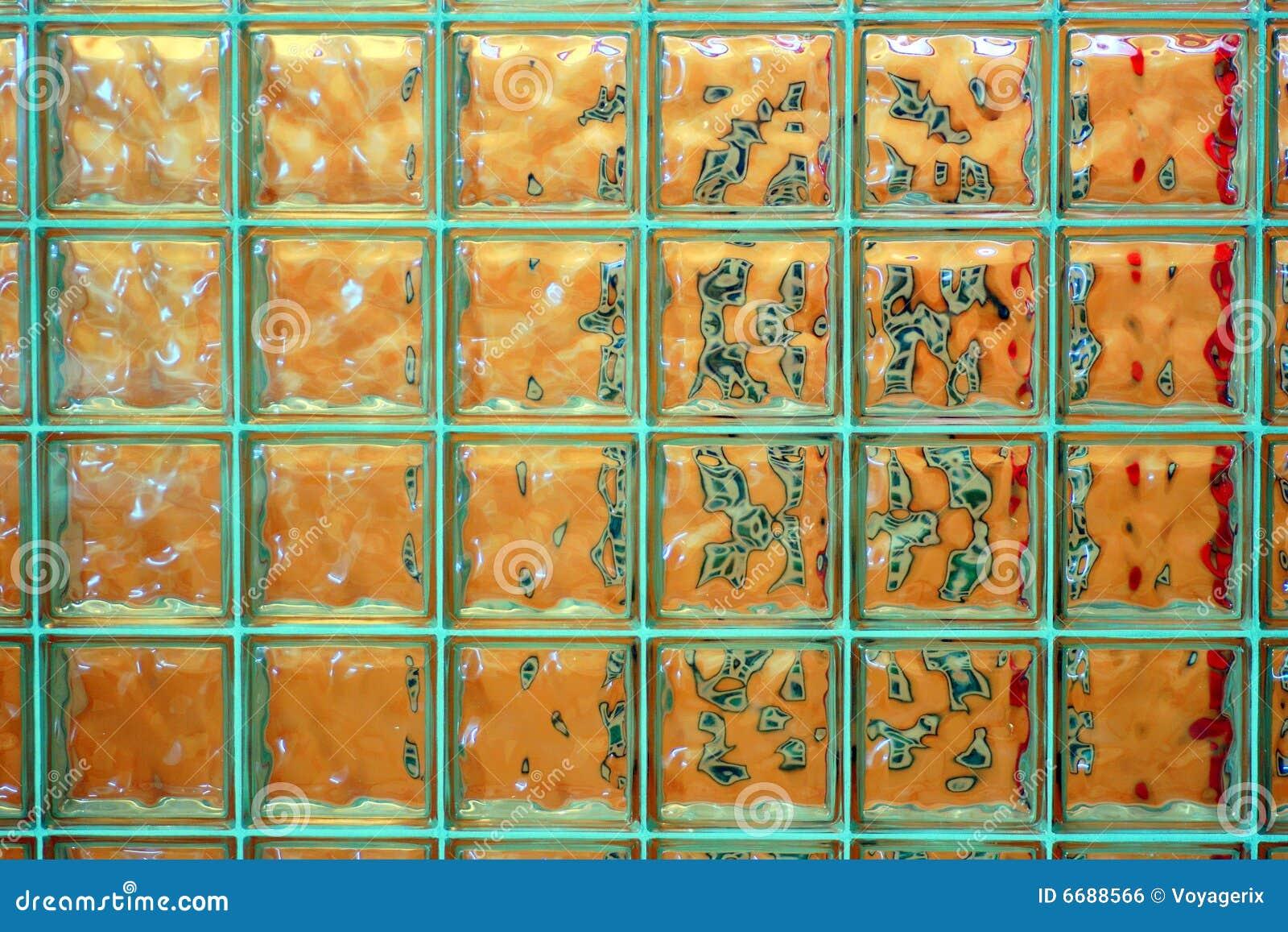 Brique en verre mur en verre tranlucent image libre de - Brique de verre couleur ...