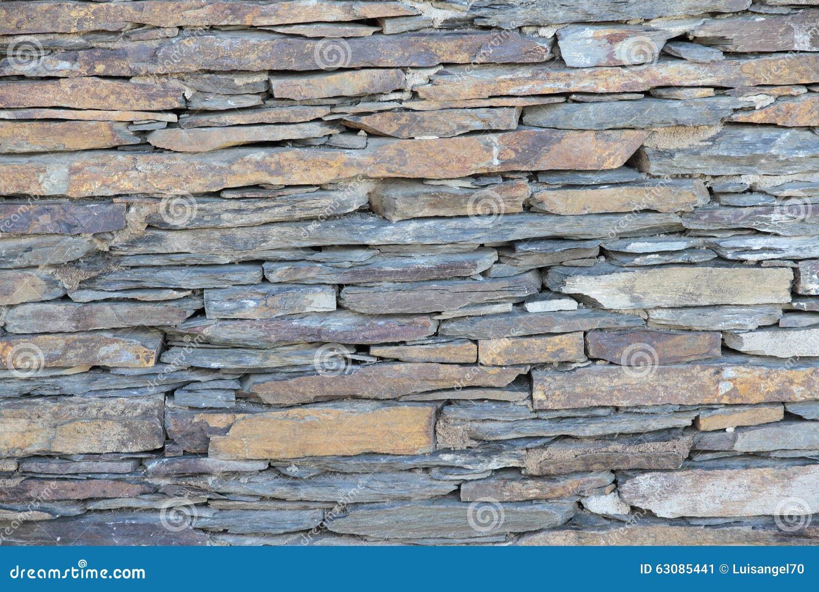 Download Briques D'ardoise Comme Fond Image stock - Image du construction, industrie: 63085441