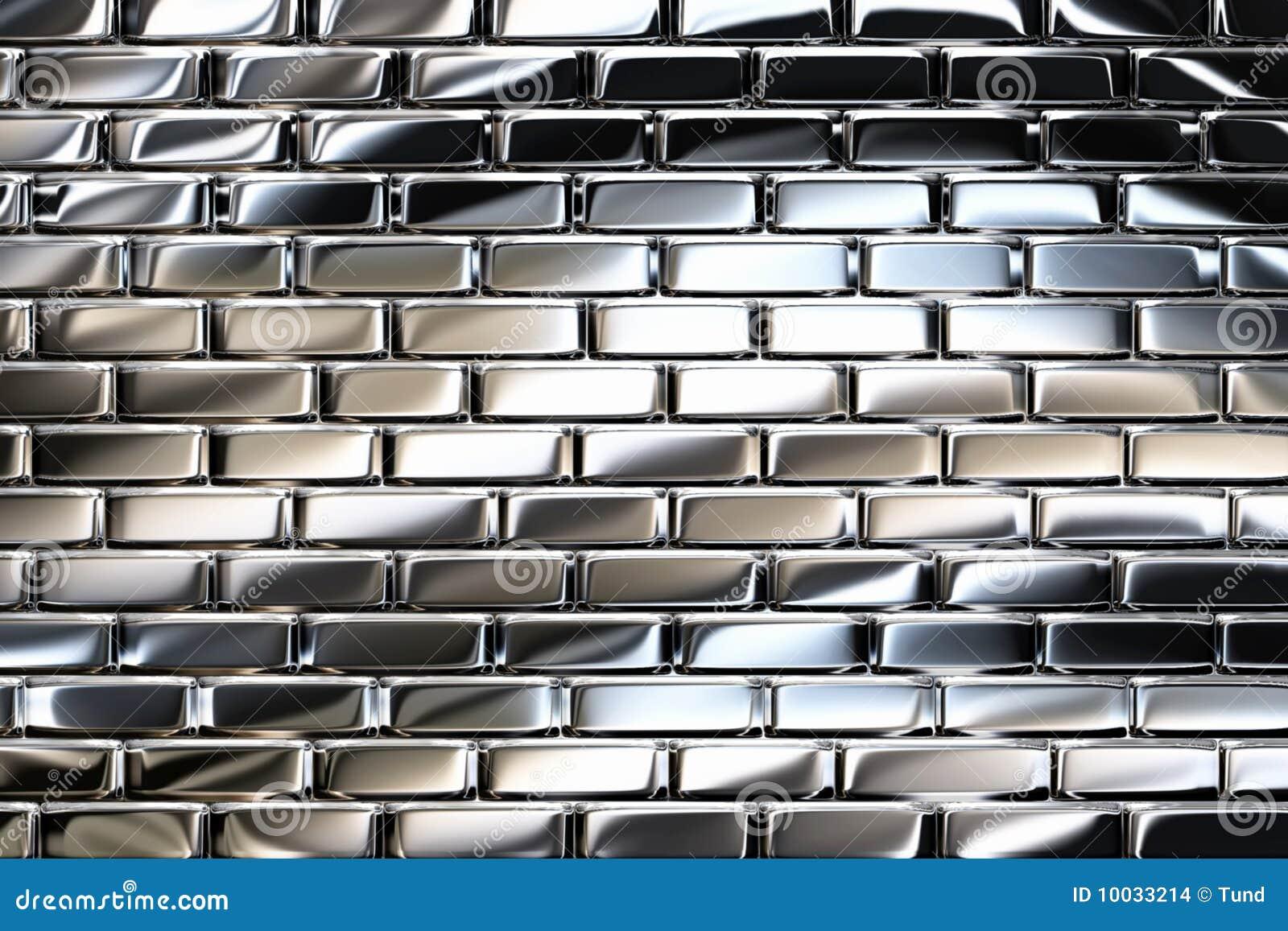 Briques en métal