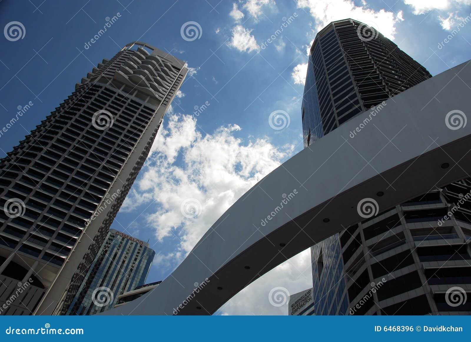 Brisbane drapacze chmur