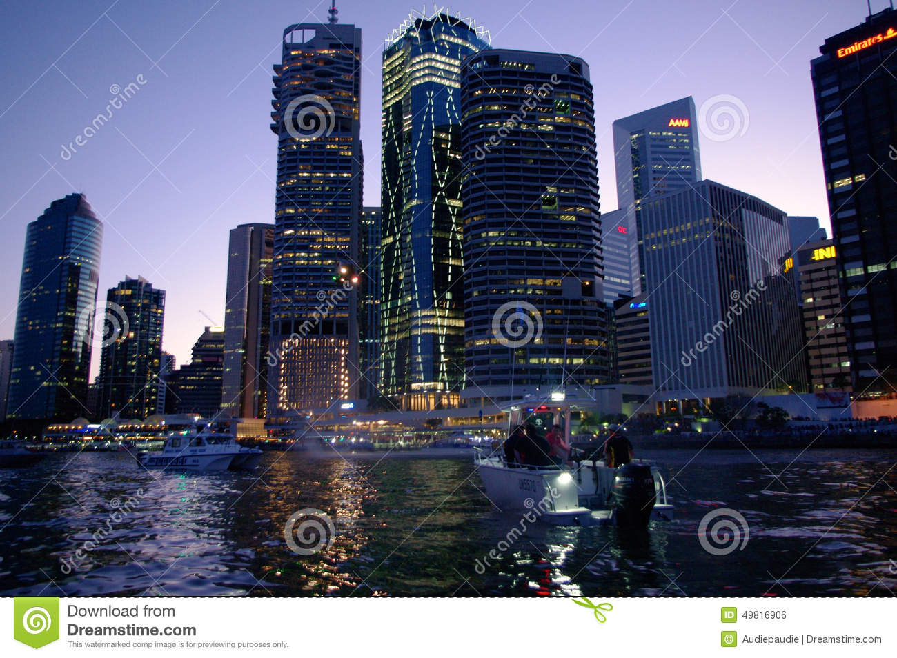 What is the date and time in Brisbane in Brisbane