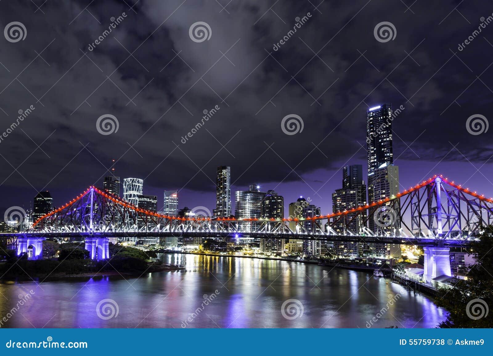 Brisbane Skyline2