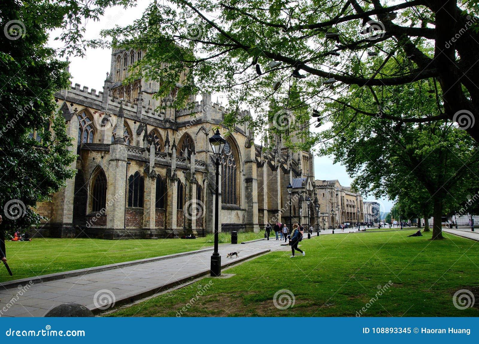 Bristol Cathedral i Förenade kungariket