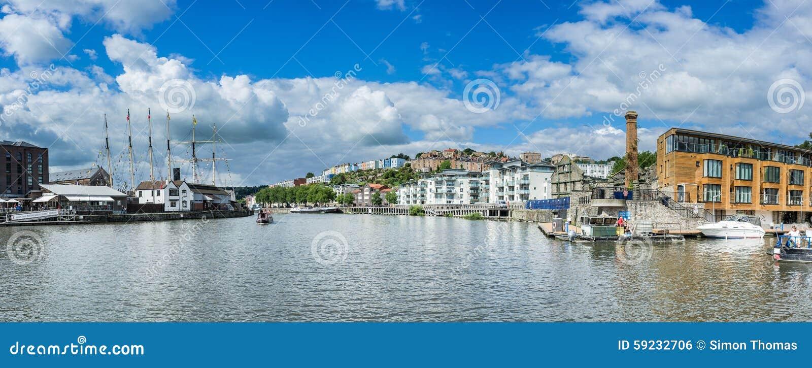 Download Bristol Dockside foto editorial. Imagen de dockside, south - 59232706
