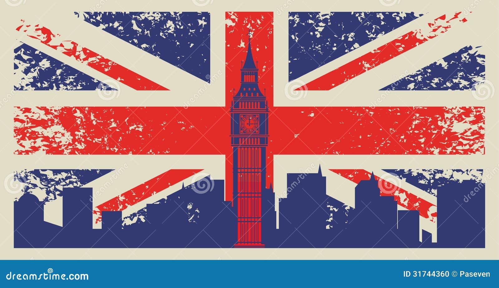 britain flag stock photo image 31744360