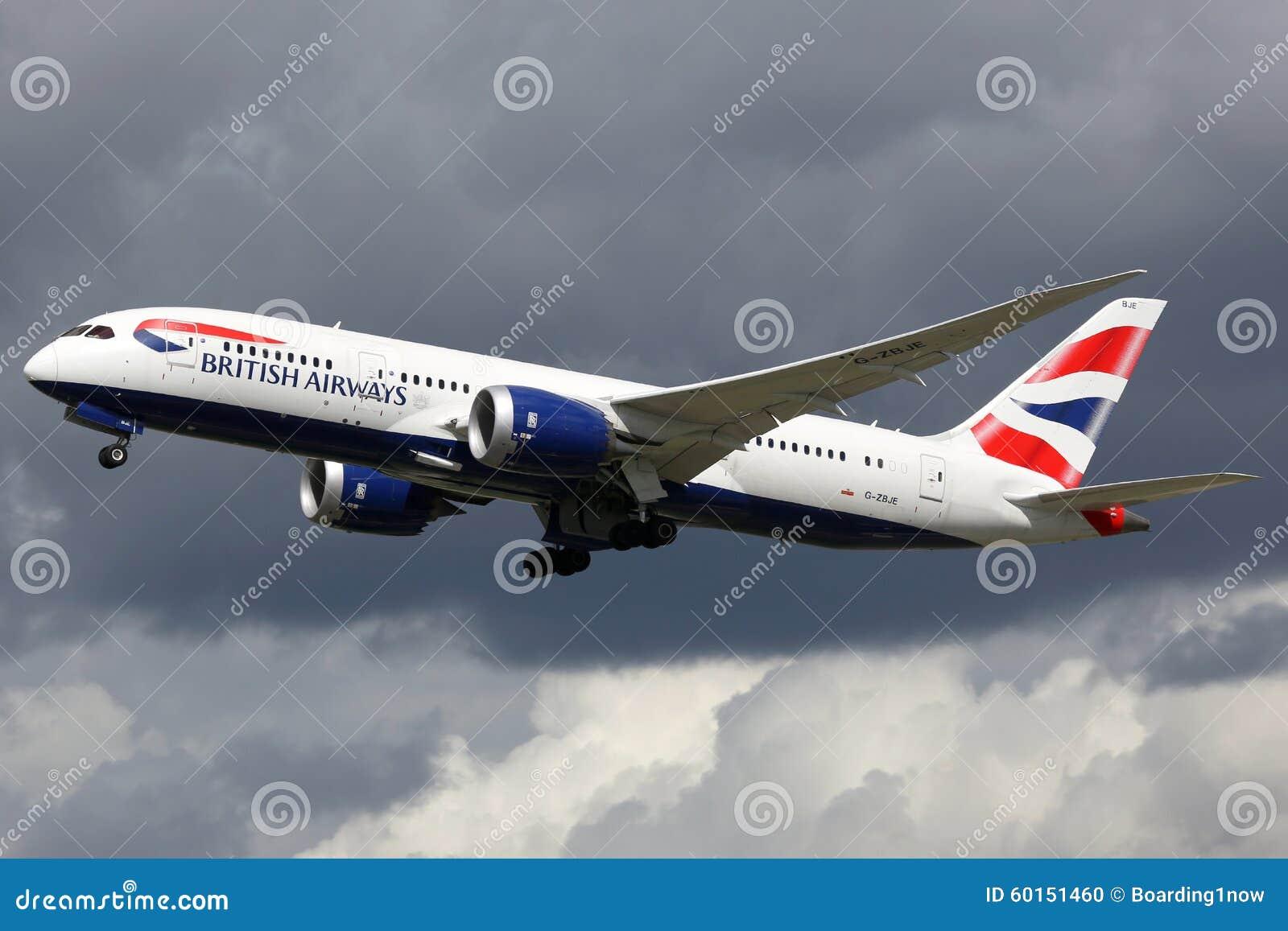 flygplan till london