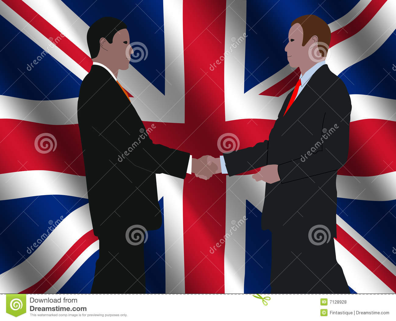 Meeting british men