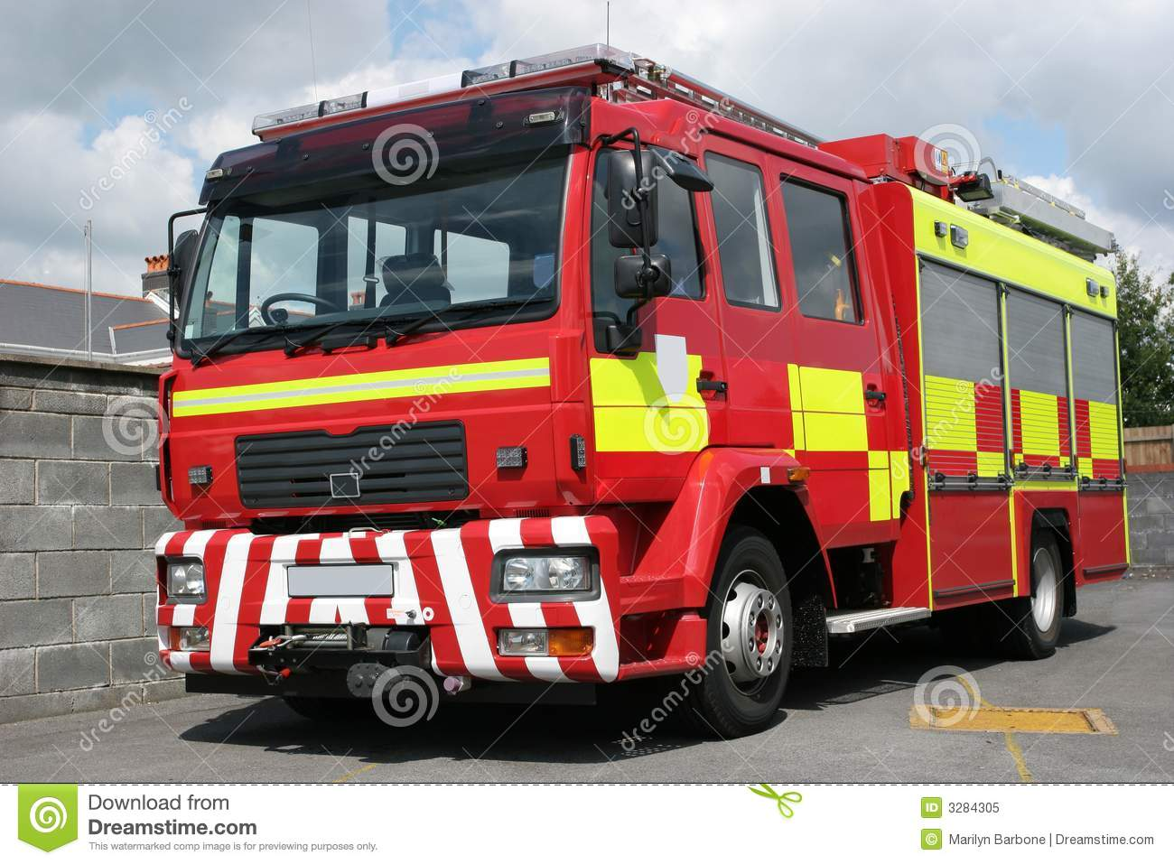 the fire engine - photo #7
