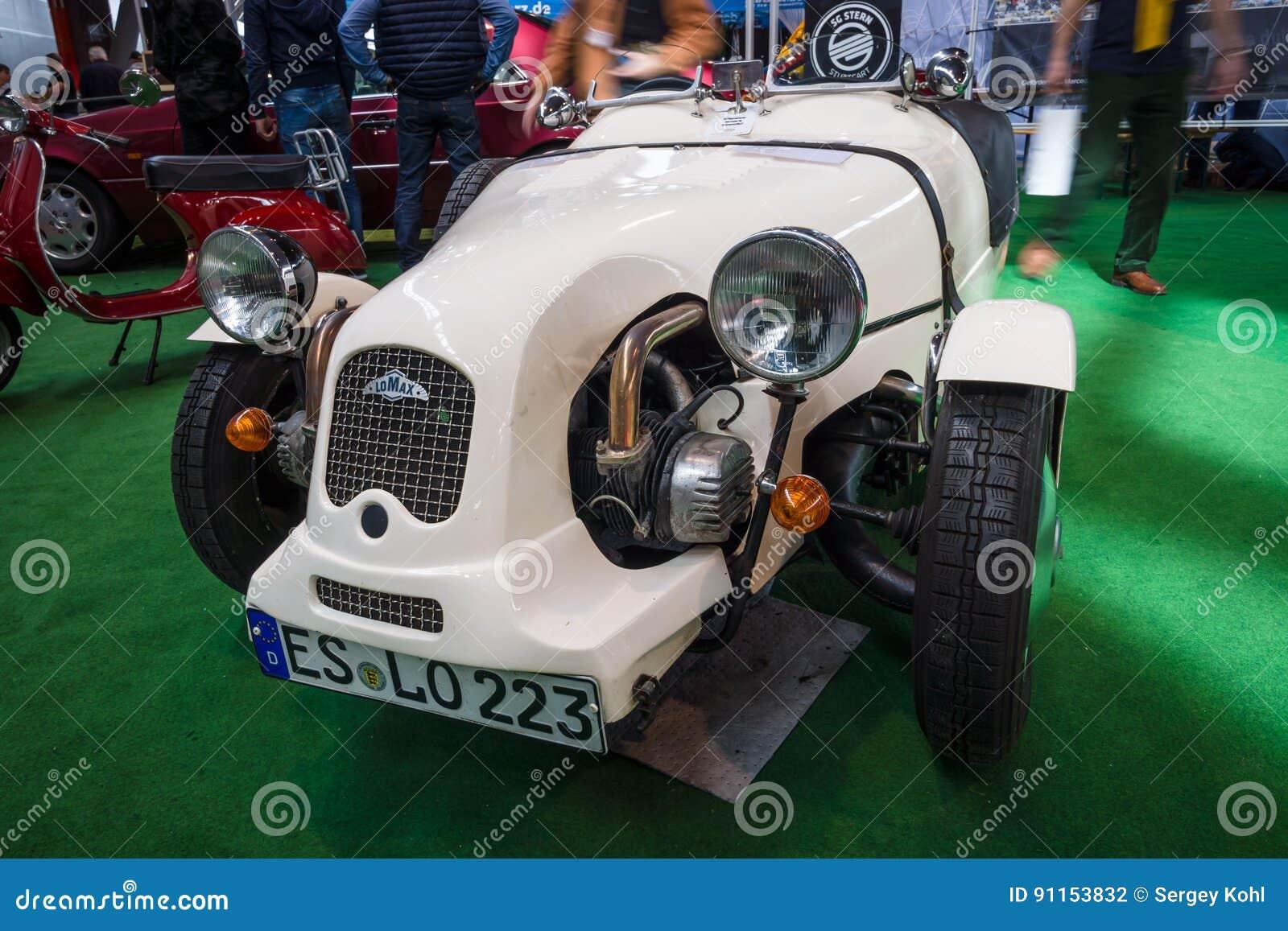 a british kit car lomax 223 based on the mechanical. Black Bedroom Furniture Sets. Home Design Ideas