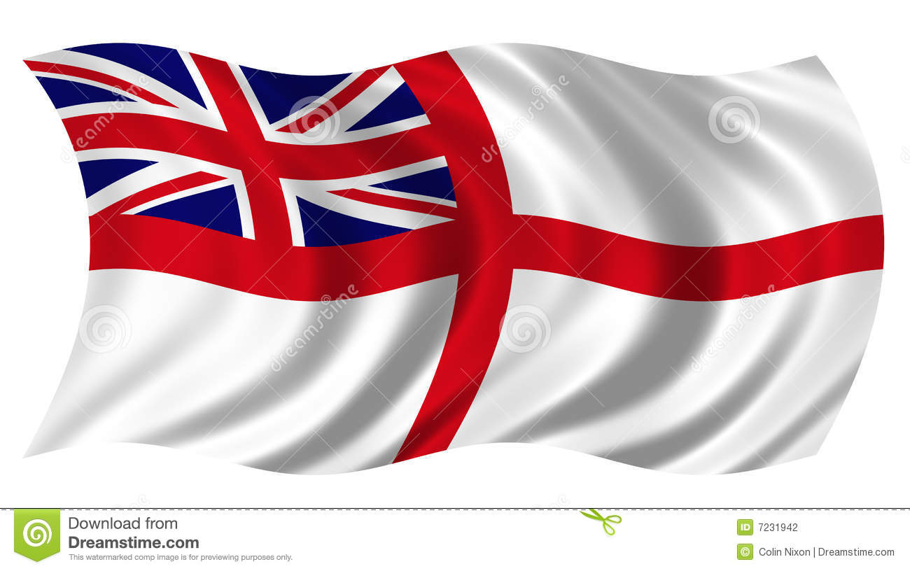 British Naval Ensign Stock Photography Image 7231942
