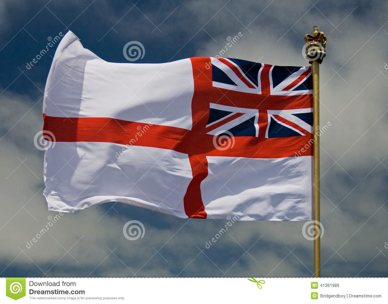 british navy flags stock photography image 36426482