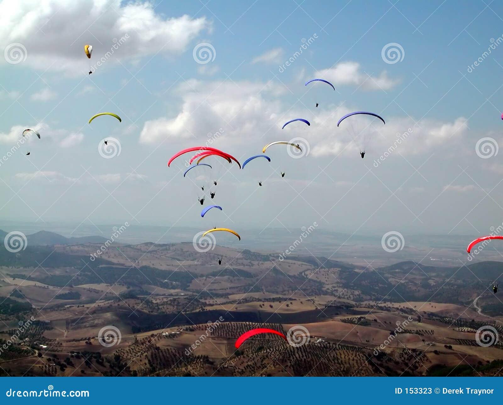British Paragliding Open